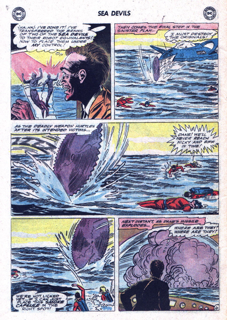 Sea Devils issue 19 - Page 8