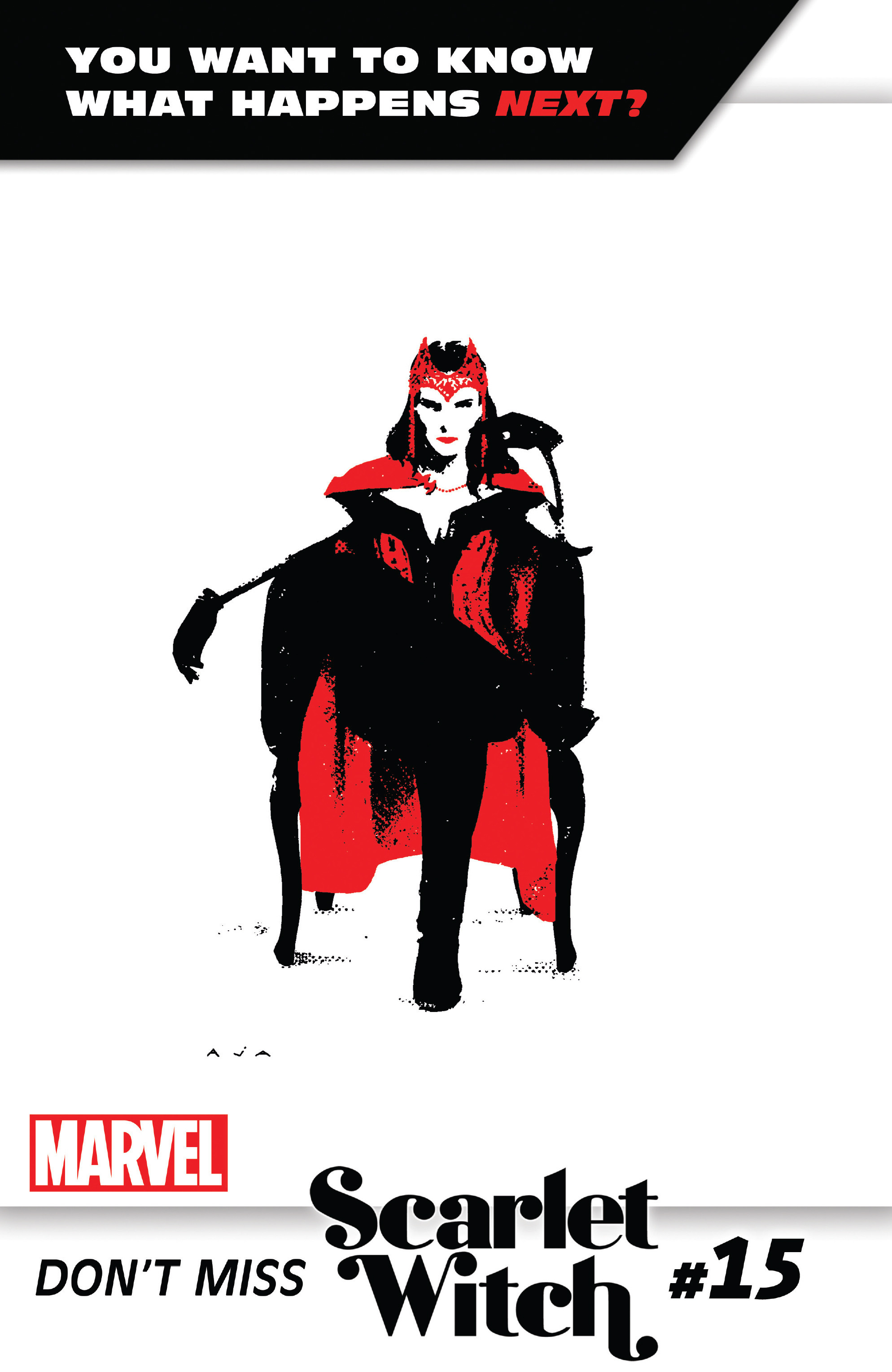Read online Scarlet Witch (2016) comic -  Issue #14 - 21