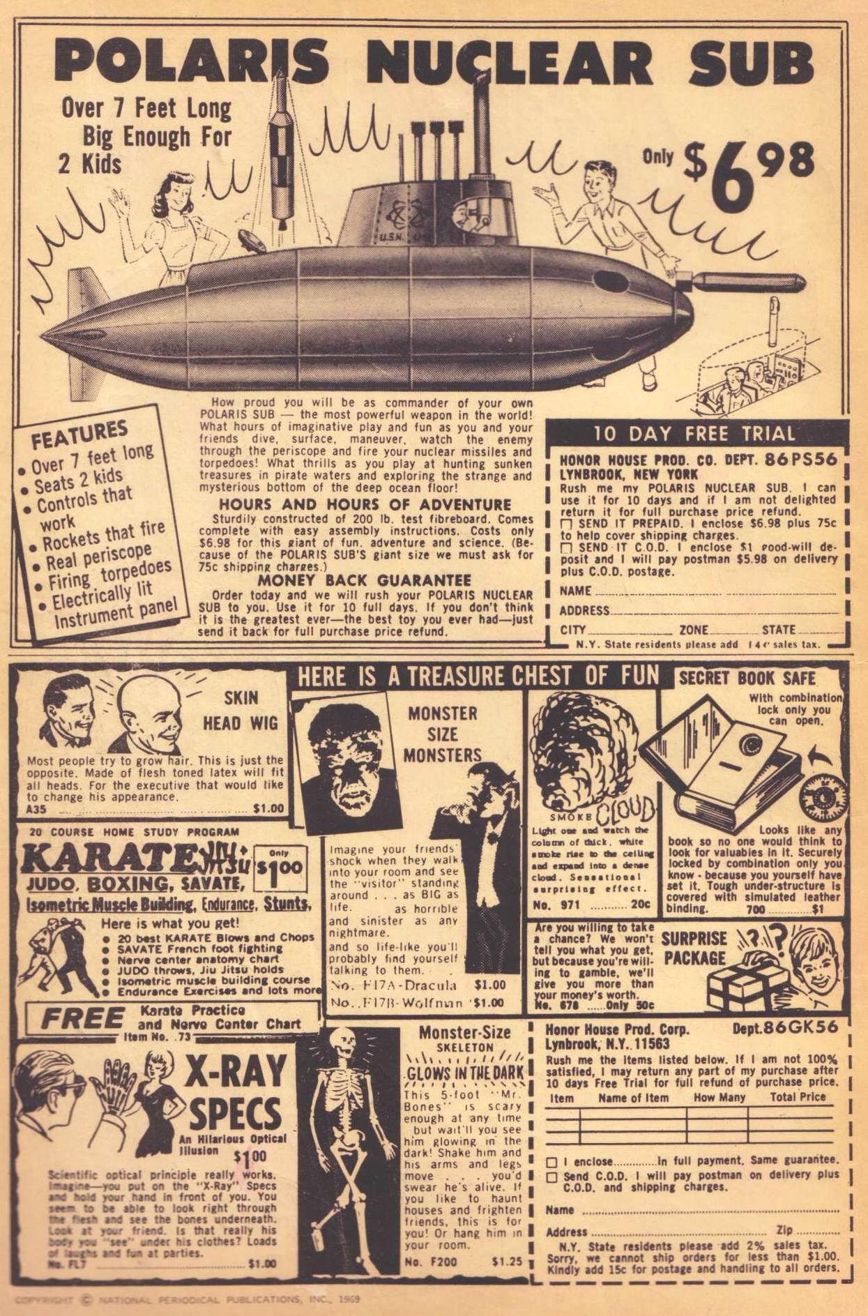 Read online Adventure Comics (1938) comic -  Issue #383 - 2