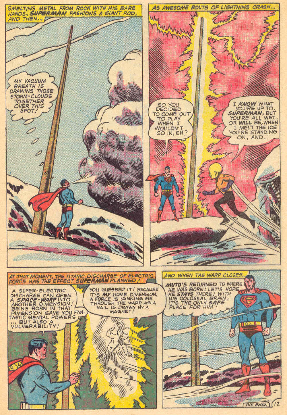 Read online Action Comics (1938) comic -  Issue #339 - 13