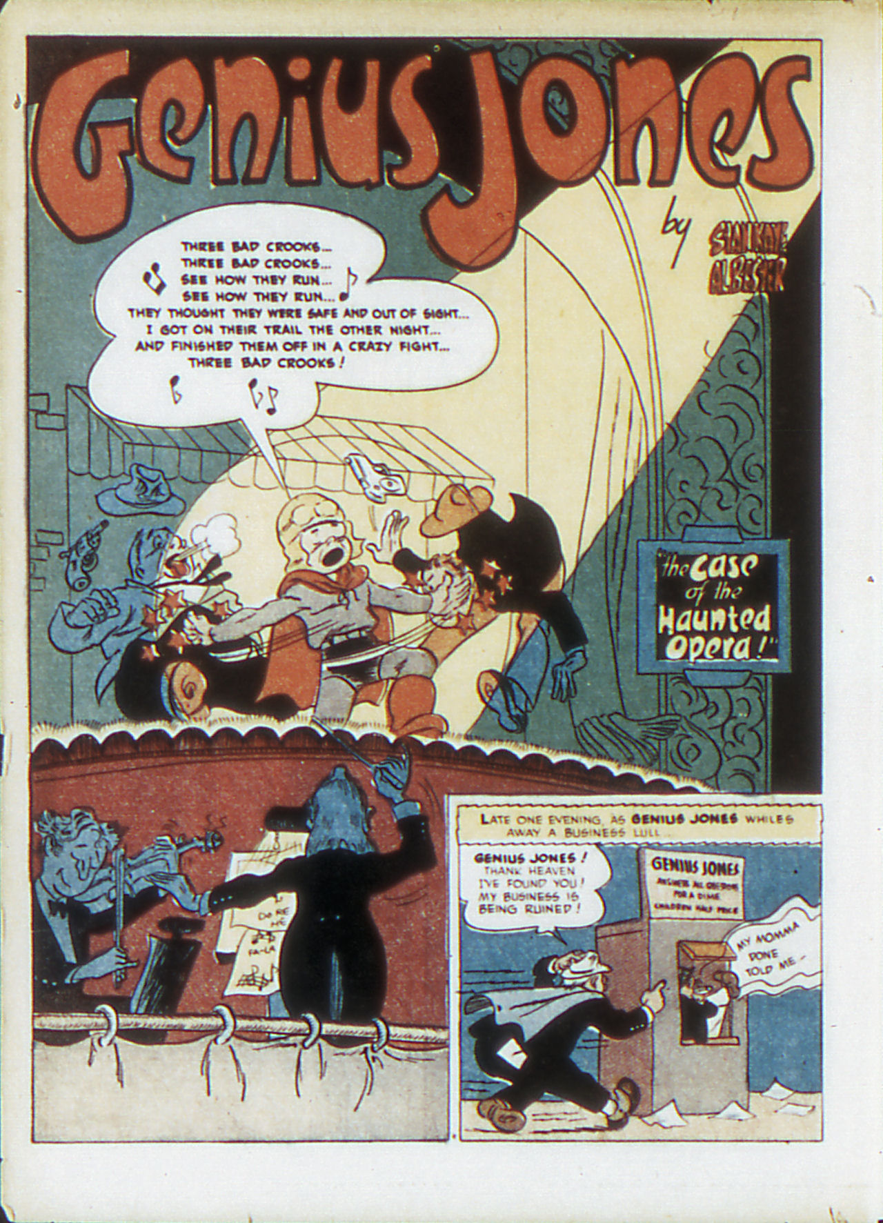 Read online Adventure Comics (1938) comic -  Issue #83 - 39