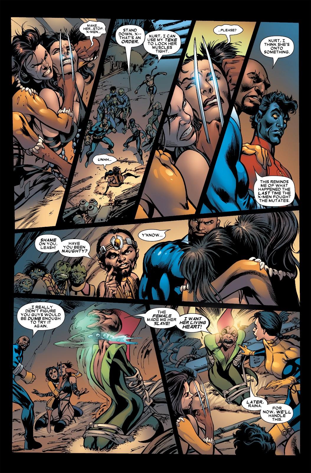 Uncanny X-Men (1963) issue 459 - Page 9