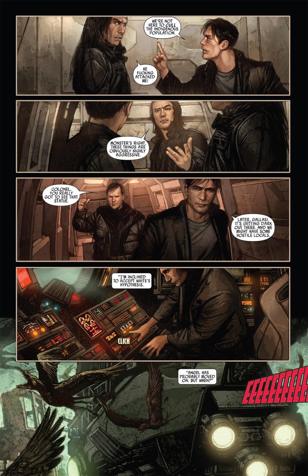 Read online After Dark comic -  Issue #2 - 22