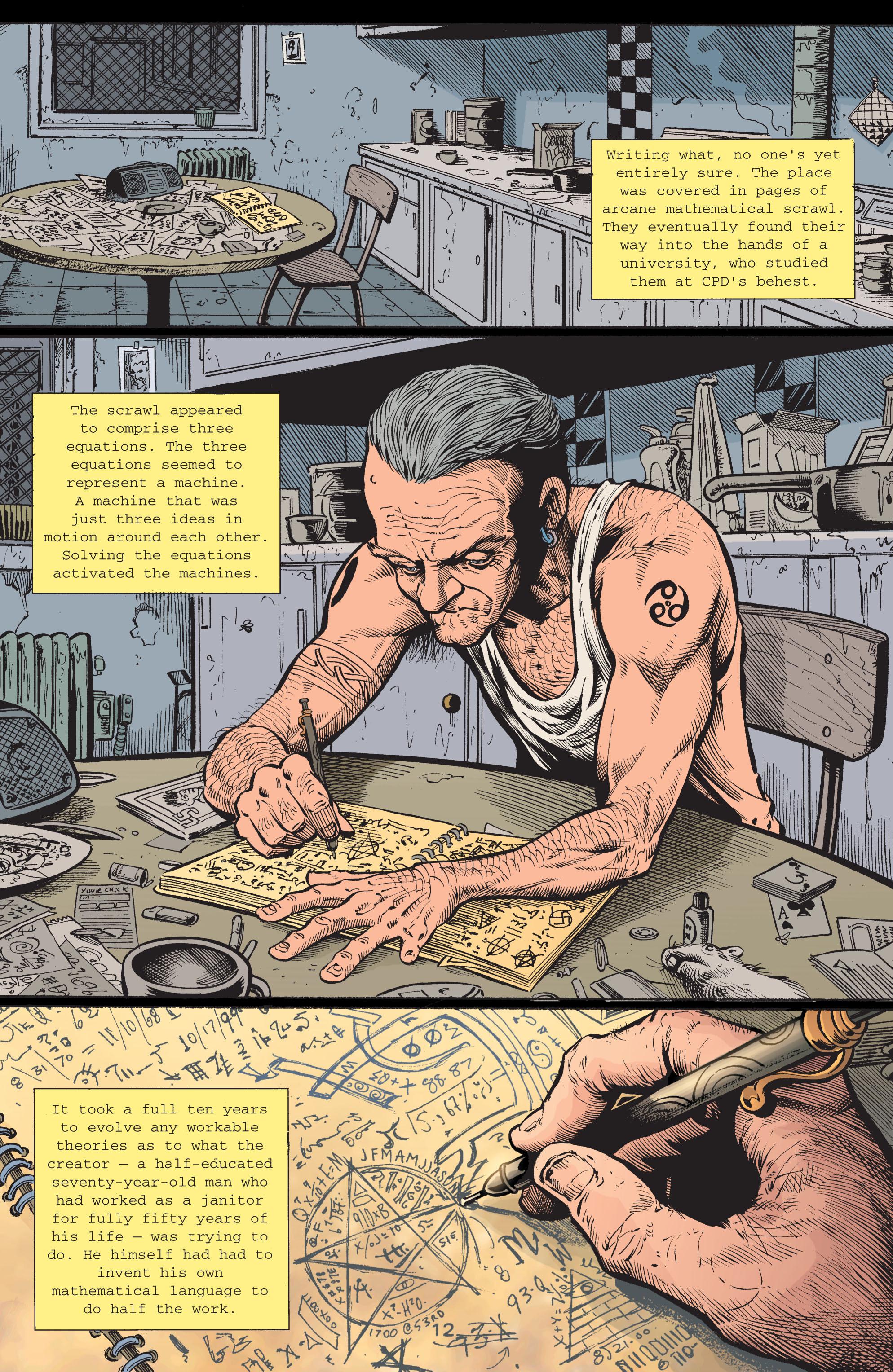 Read online Transmetropolitan comic -  Issue #42 - 13