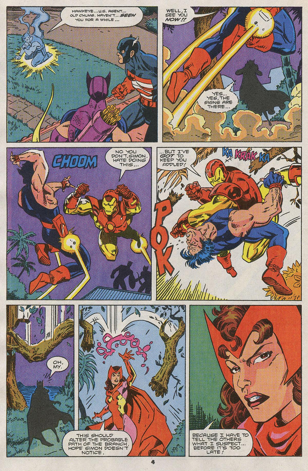 Read online Wonder Man (1991) comic -  Issue #2 - 5