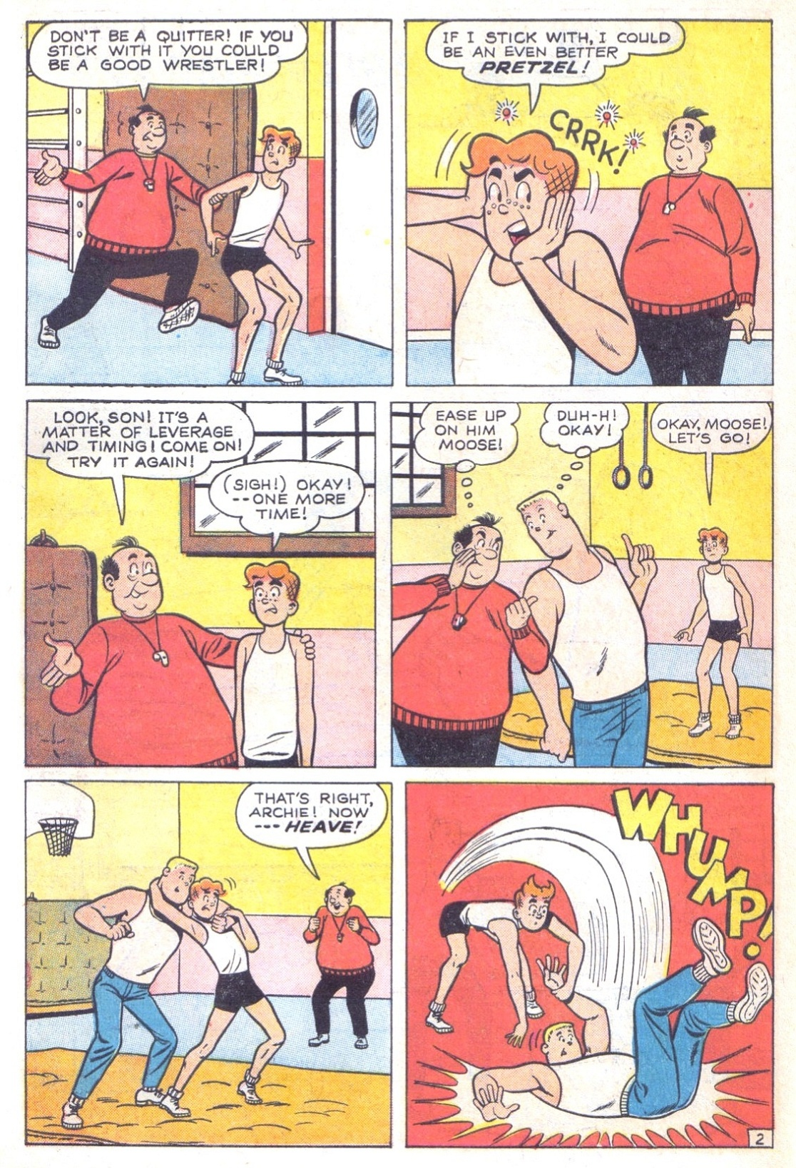 Read online Archie (1960) comic -  Issue #156 - 14