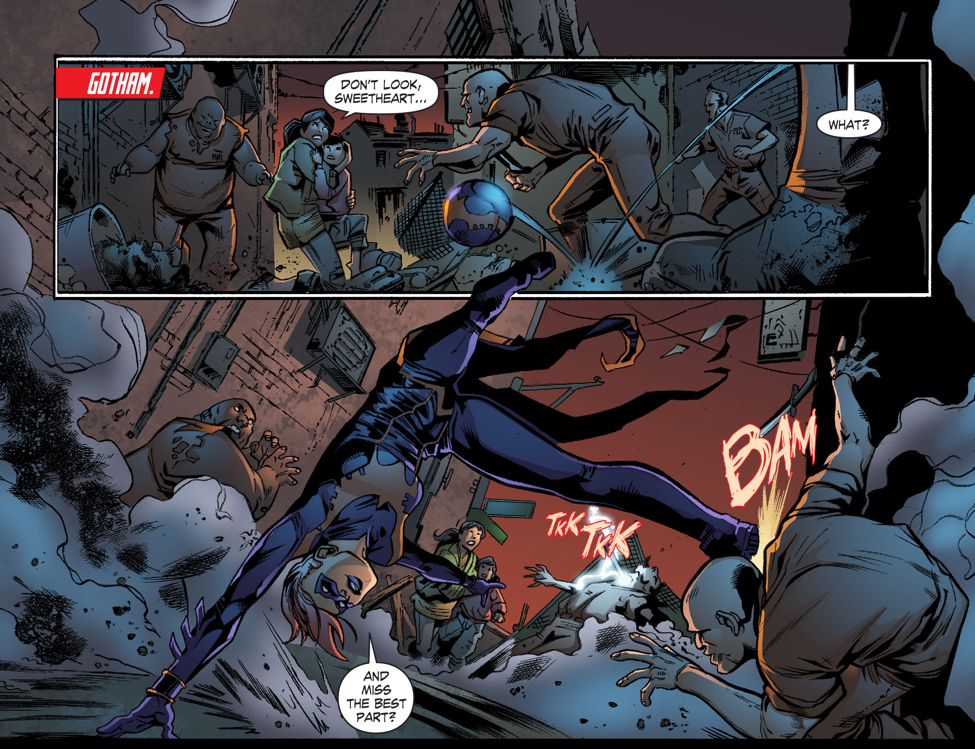 Read online Smallville: Lantern [I] comic -  Issue #10 - 11