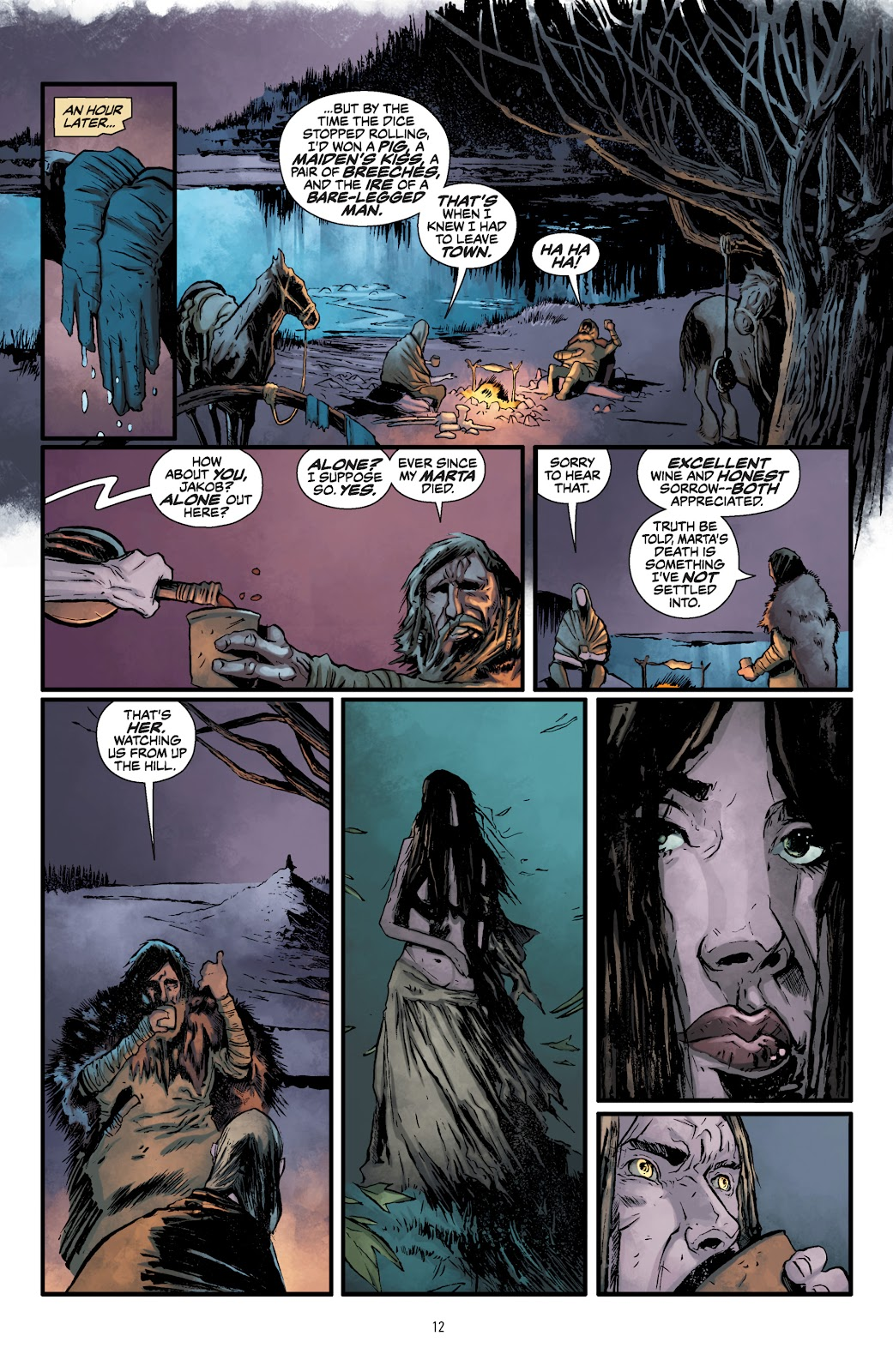 Read online The Witcher Omnibus comic -  Issue # TPB (Part 1) - 13