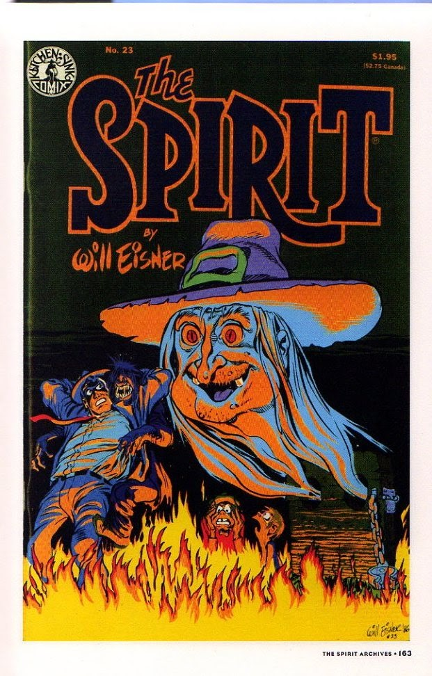Read online Will Eisner's The Spirit Archives comic -  Issue # TPB 26 (Part 2) - 70
