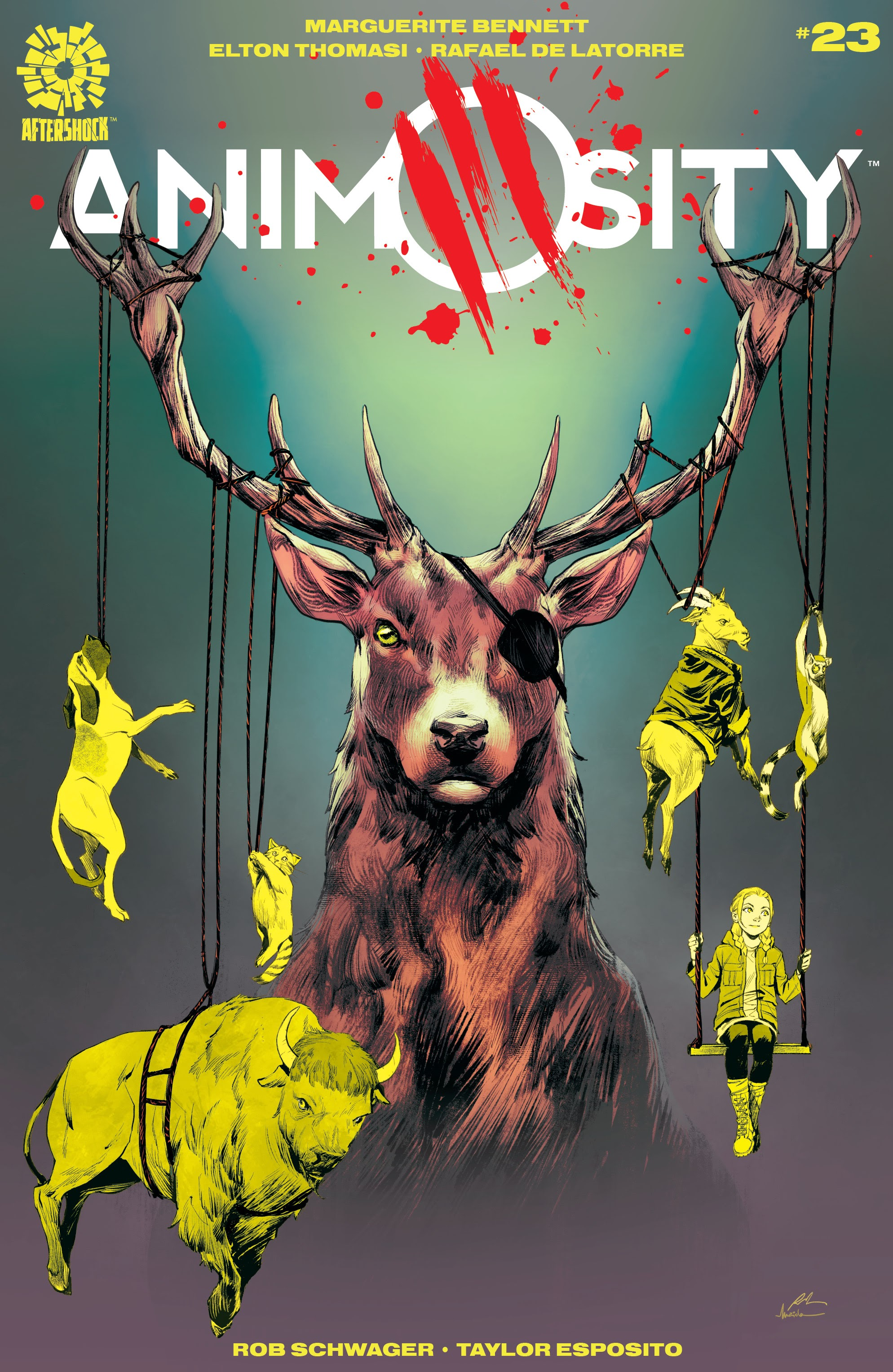 Animosity 23 Page 1