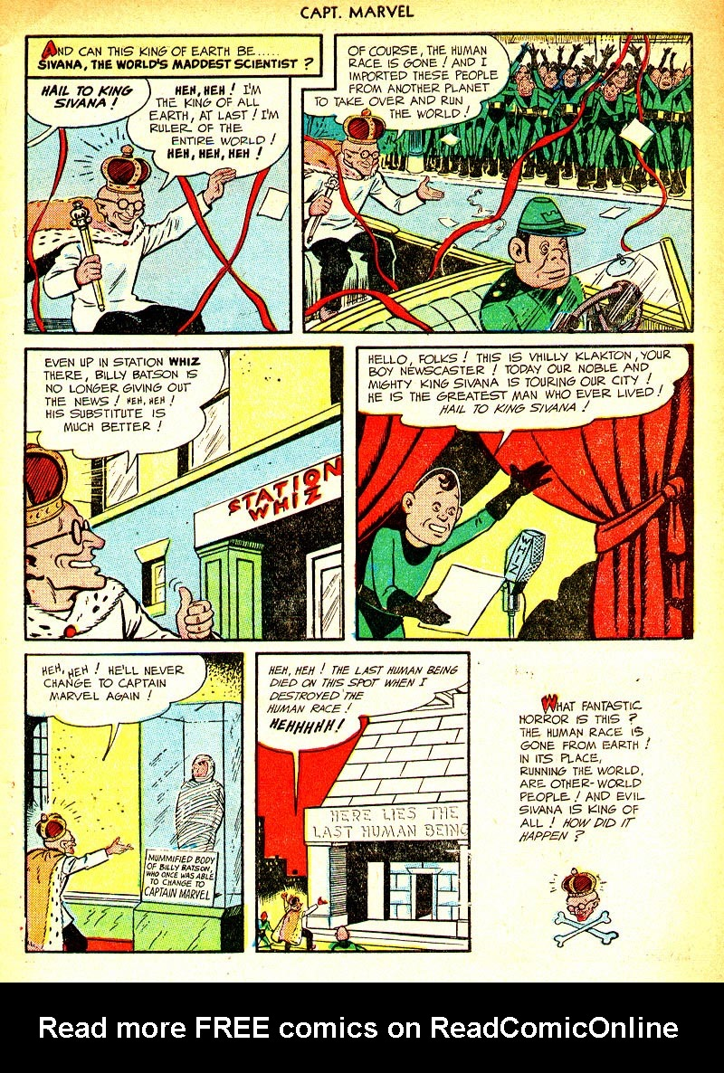 Captain Marvel Adventures issue 88 - Page 37