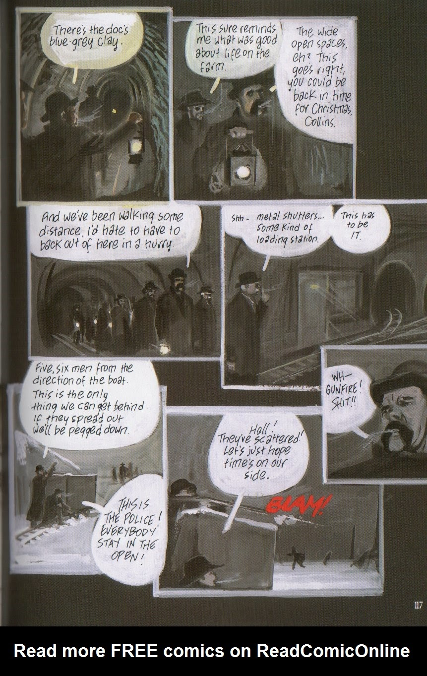 Read online The Black Diamond Detective Agency comic -  Issue # TPB - 111
