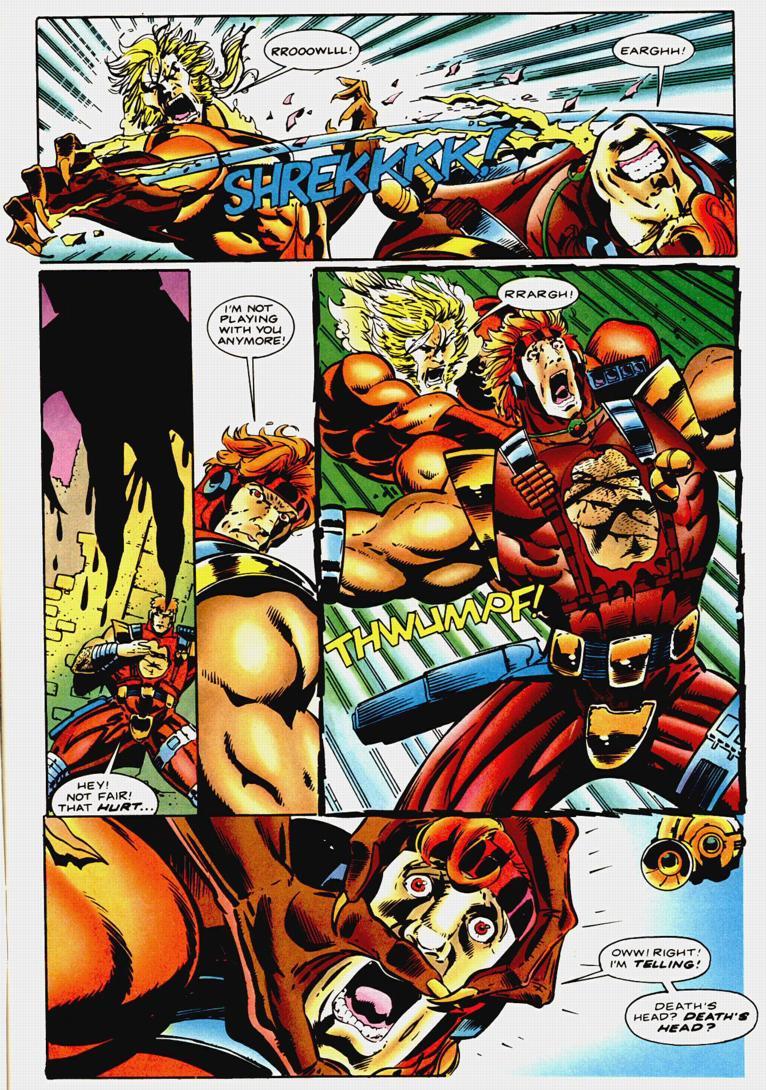 Read online Battletide comic -  Issue #3 - 4