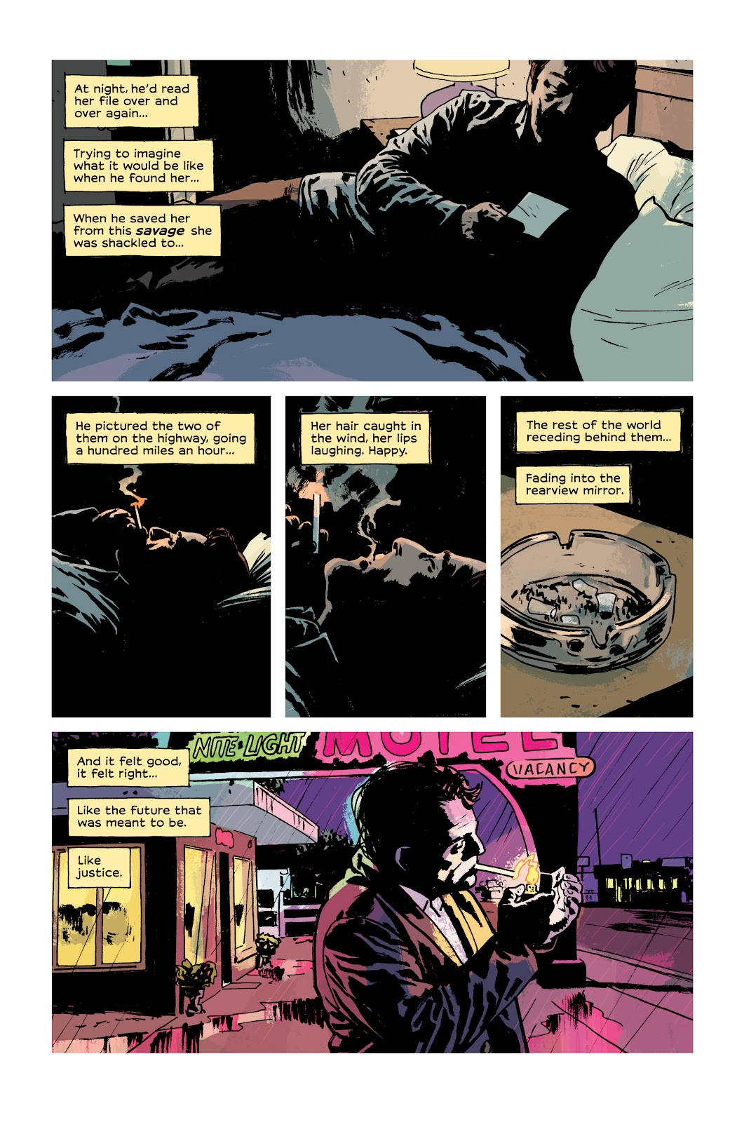 Read online Criminal (2019) comic -  Issue #10 - 9