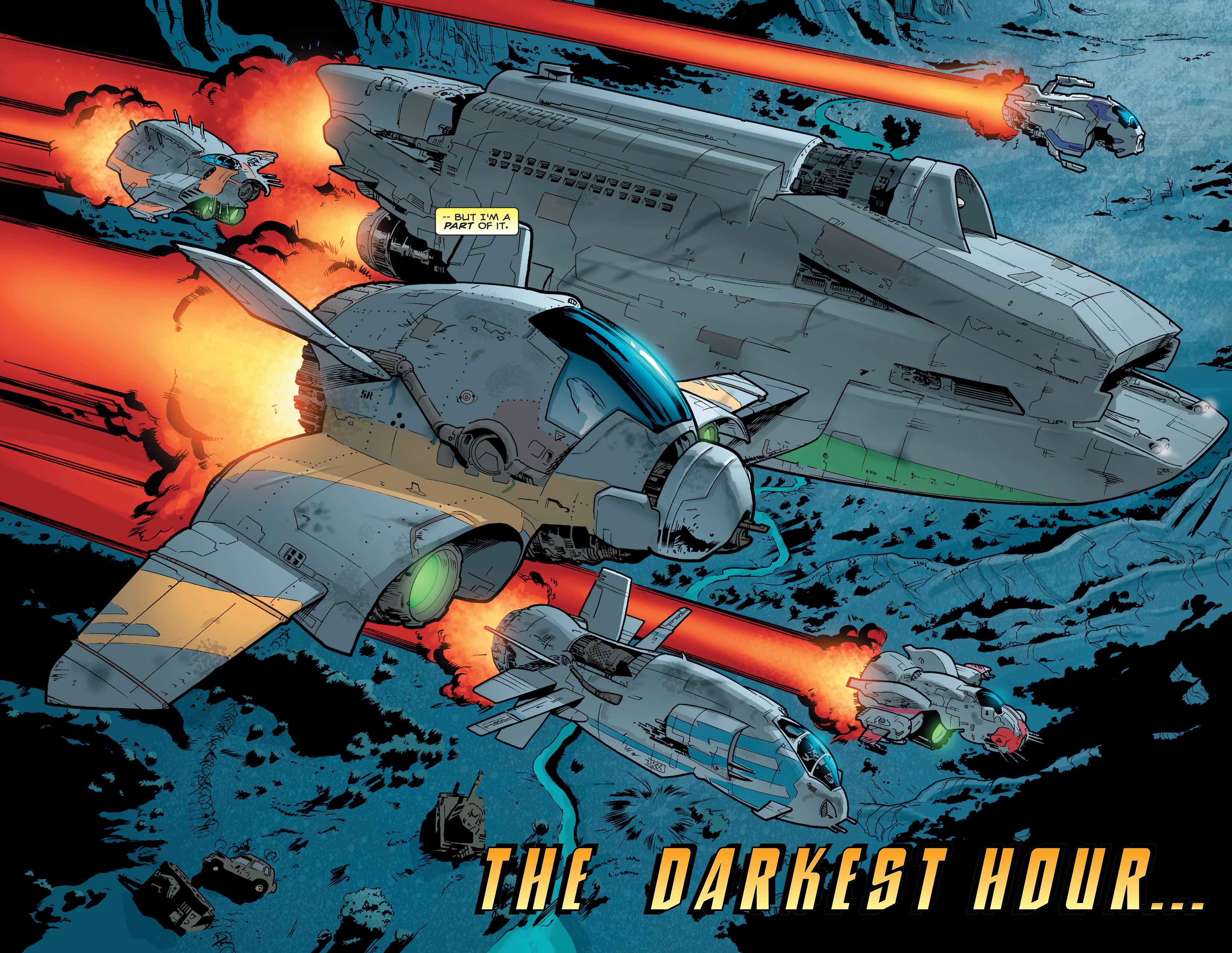 Read online Shockrockets comic -  Issue # TPB - 128