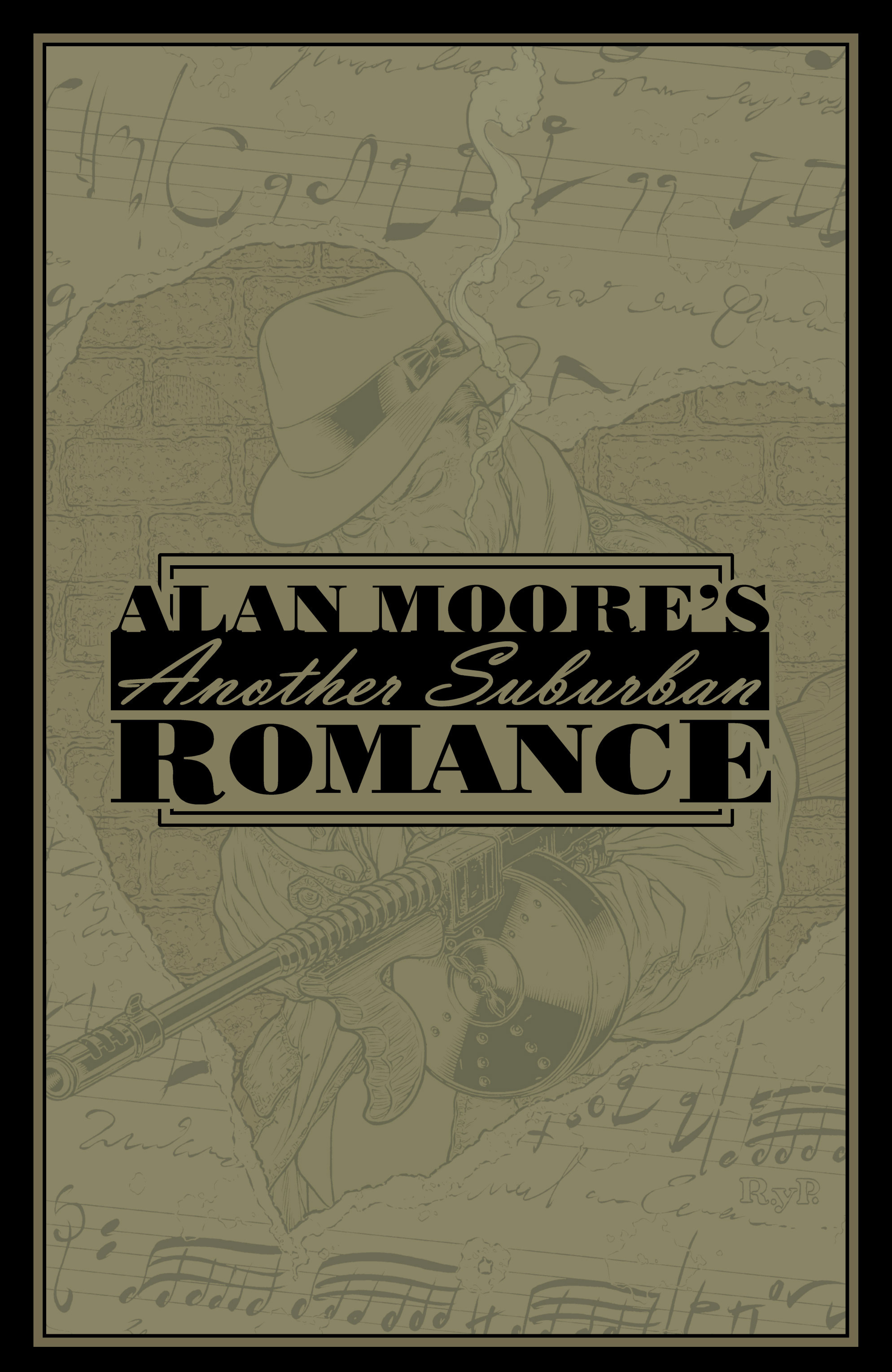 Read online Alan Moore's Another Suburban Romance comic -  Issue #Alan Moore's Another Suburban Romance Full - 60