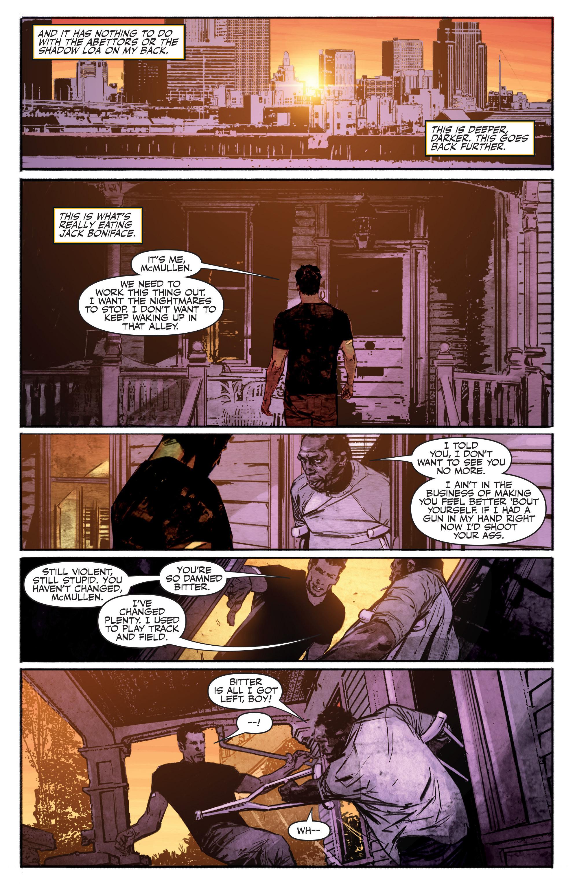 Read online Shadowman (2012) comic -  Issue #16 - 9