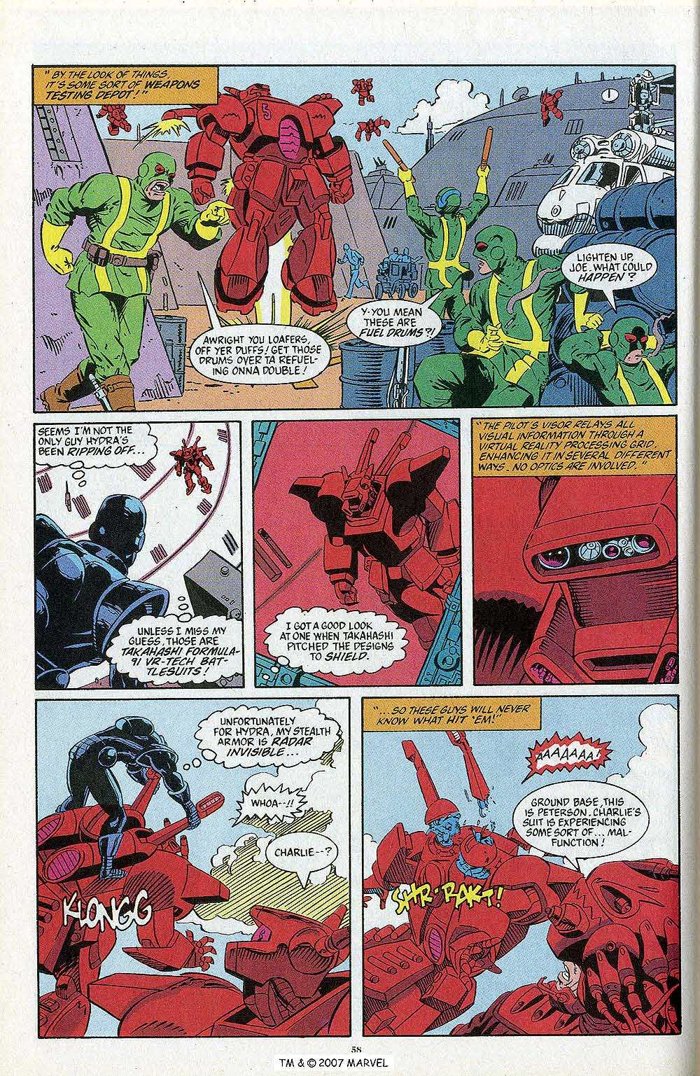 Iron Man Annual issue 13 - Page 60