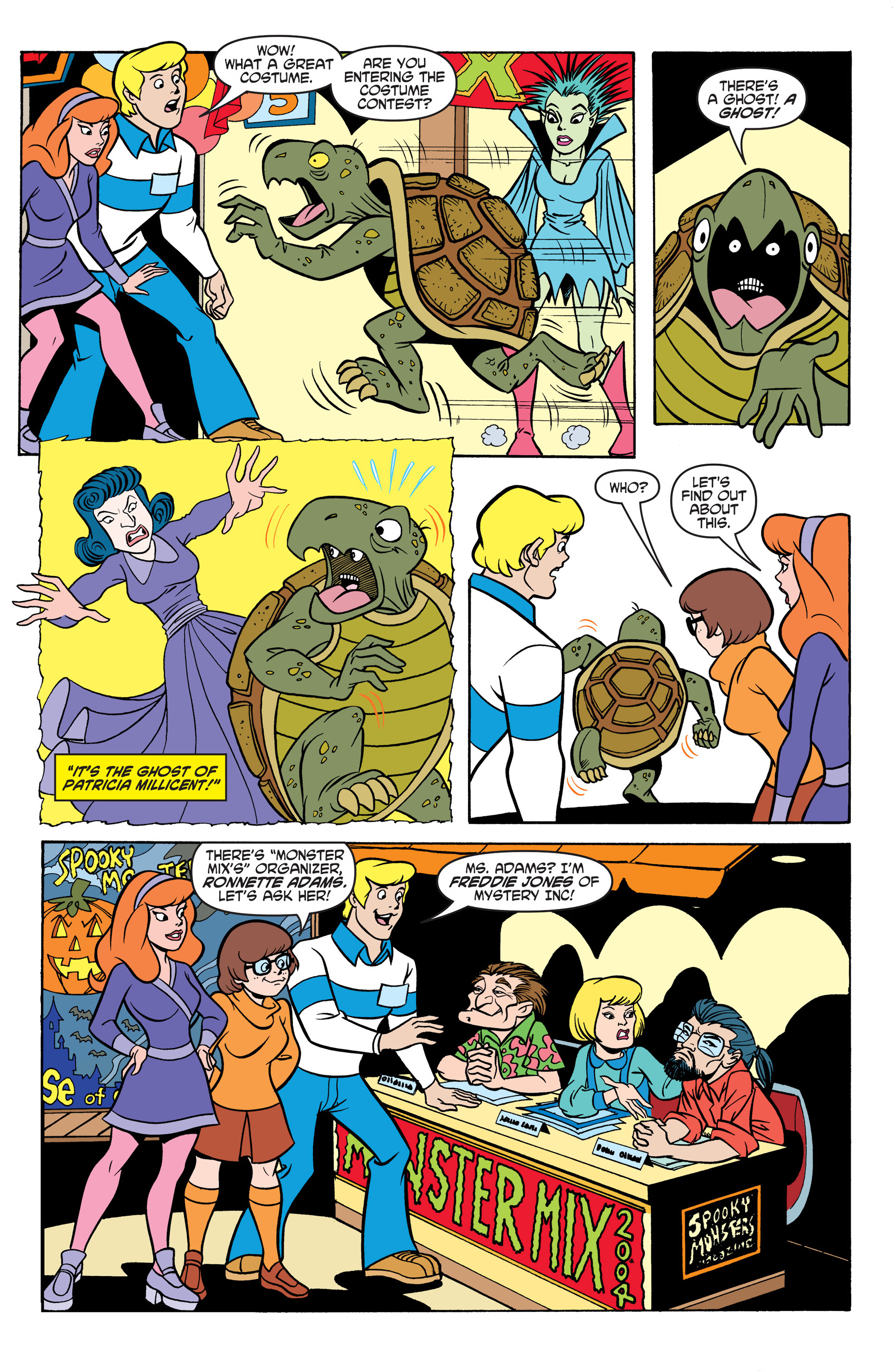 Read online Scooby-Doo: Where Are You? comic -  Issue #48 - 14
