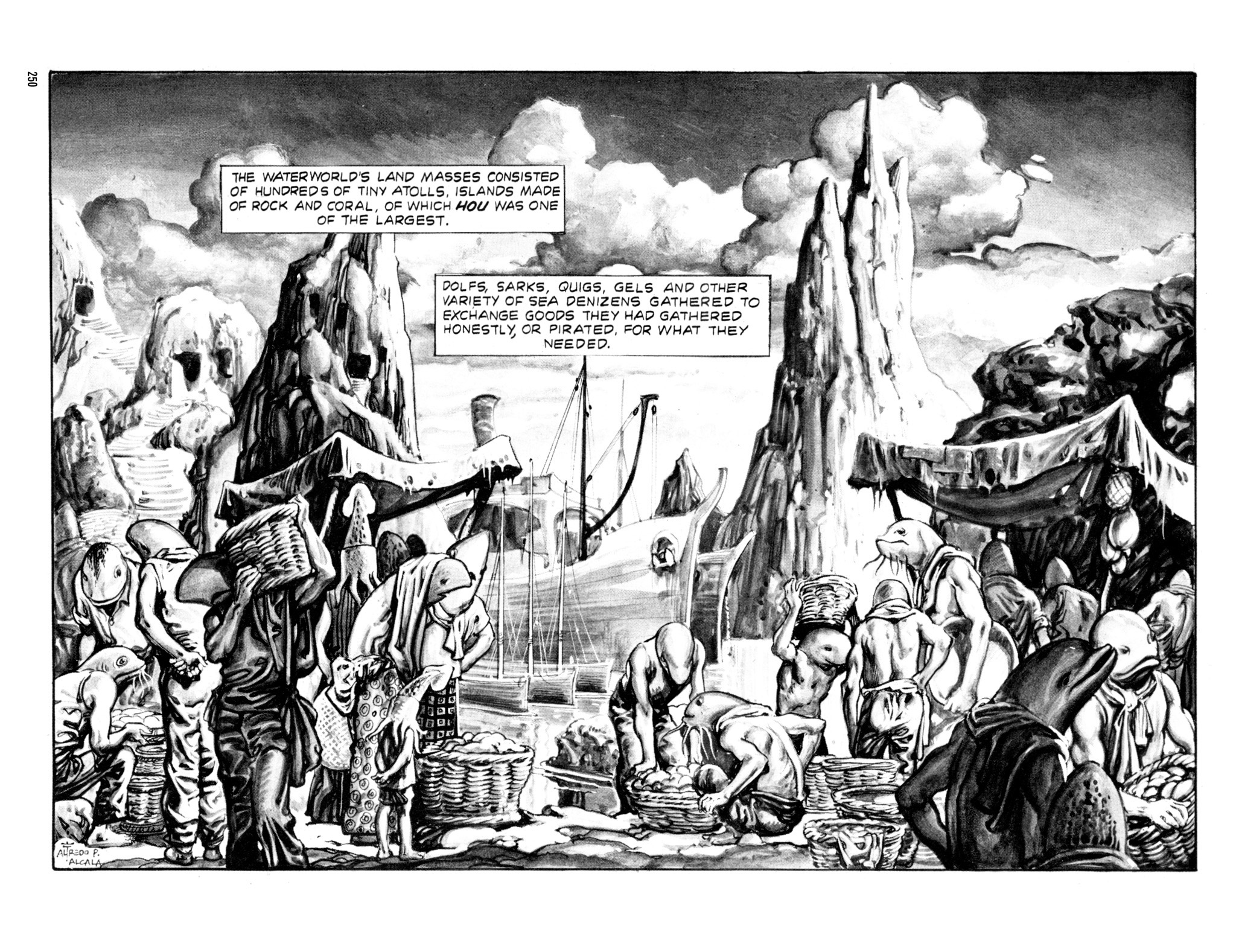 Read online Eerie Archives comic -  Issue # TPB 20 - 250