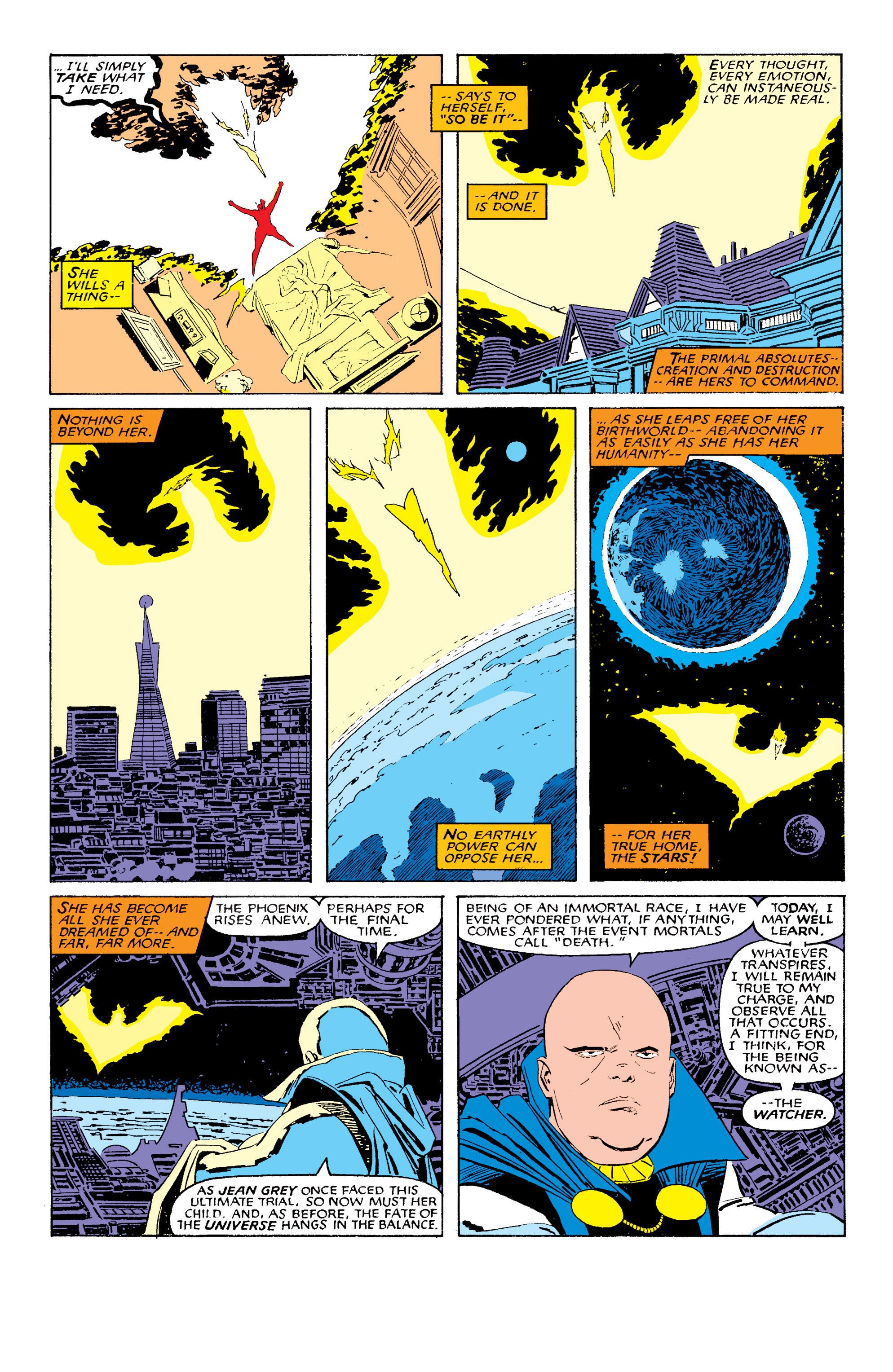 Read online Uncanny X-Men (1963) comic -  Issue #203 - 11