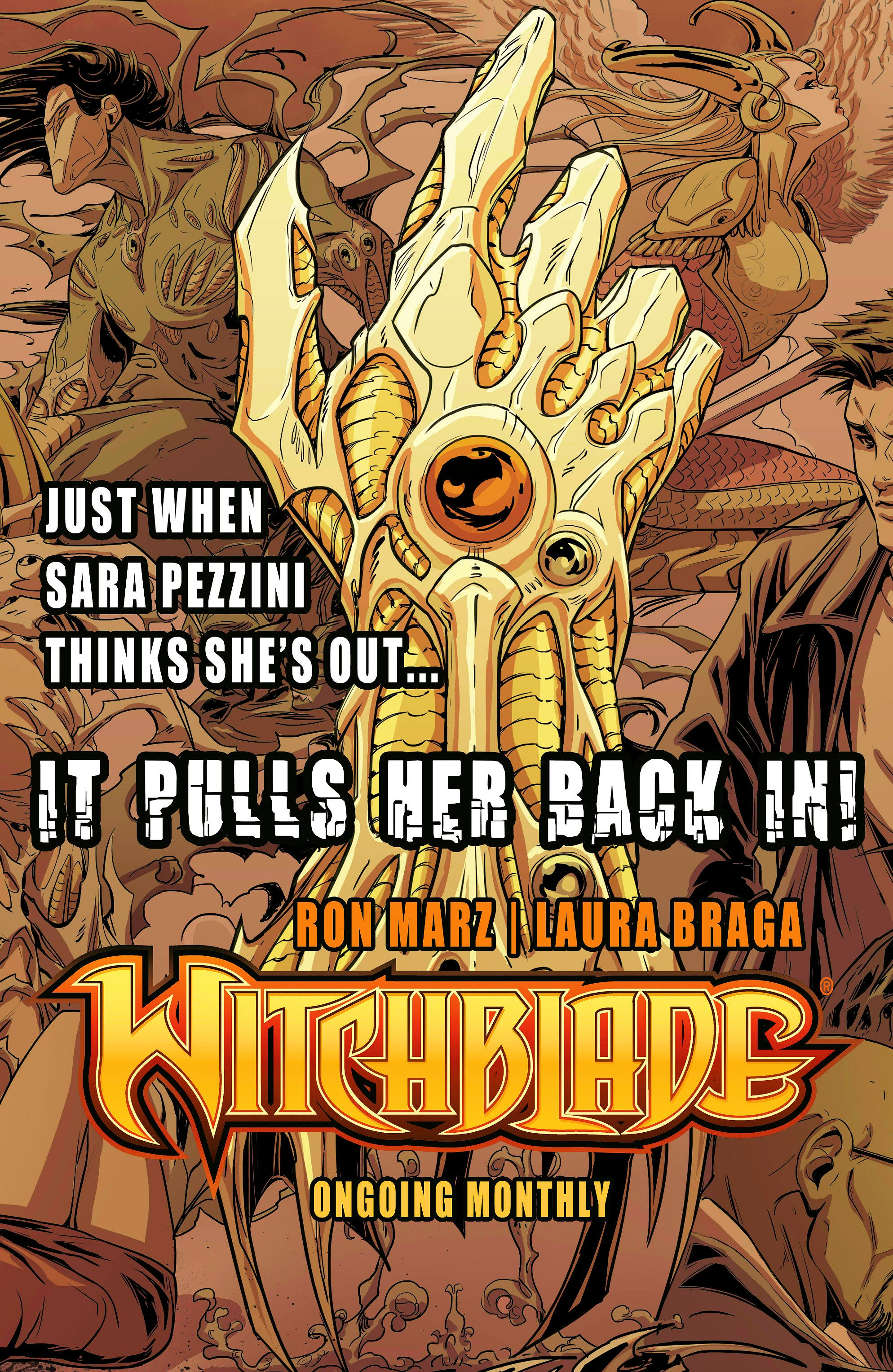 Read online Aphrodite IX (2013) comic -  Issue #7 - 24