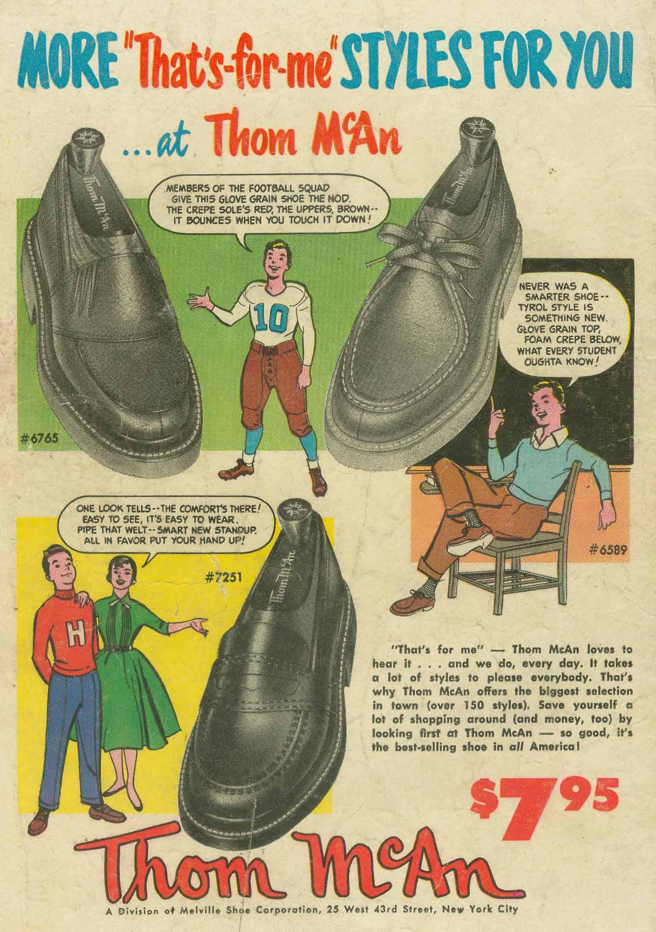 Read online Adventure Comics (1938) comic -  Issue #205 - 37