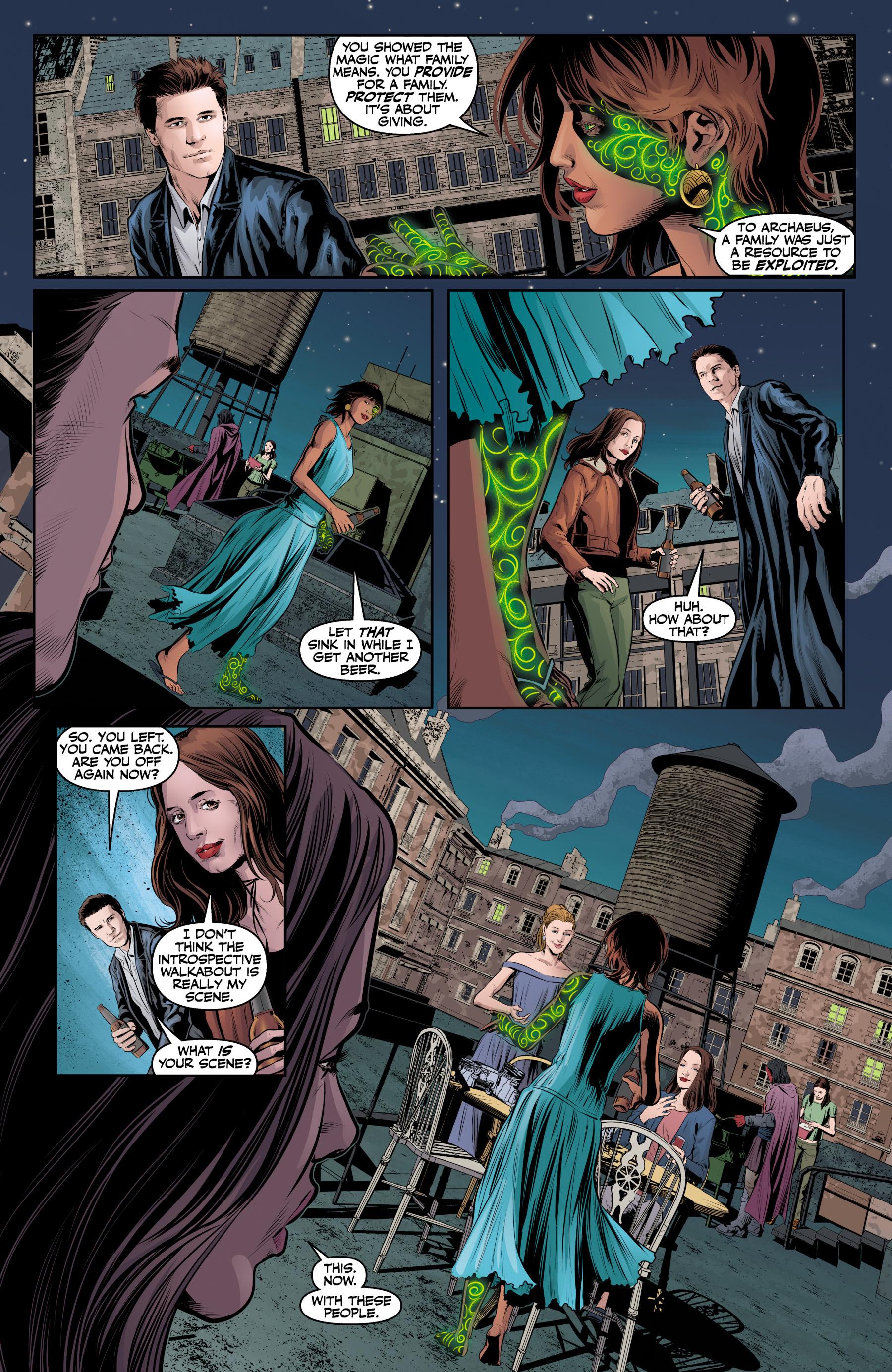 Read online Angel & Faith Season 10 comic -  Issue #25 - 22