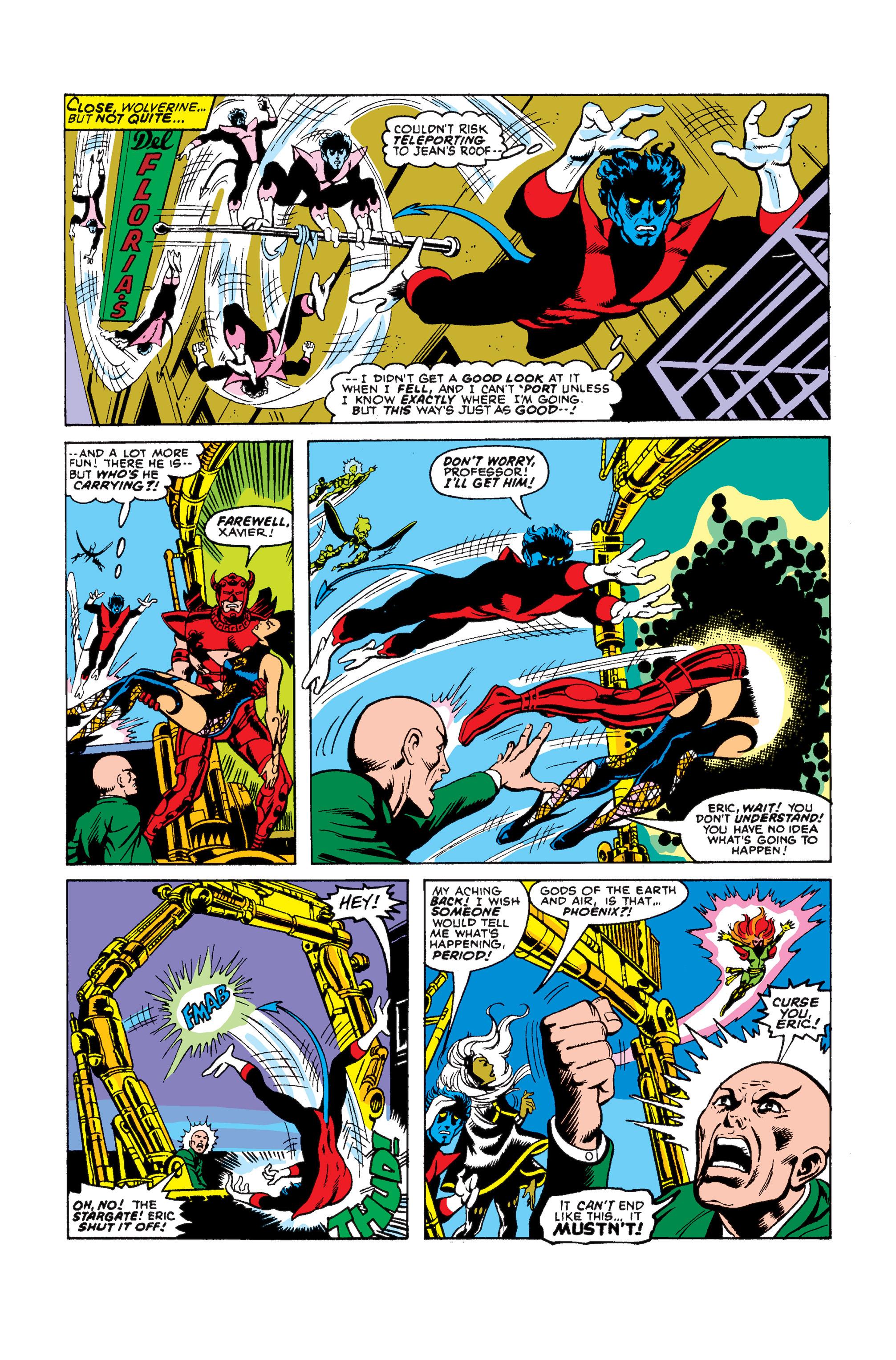 Read online Uncanny X-Men (1963) comic -  Issue #105 - 15