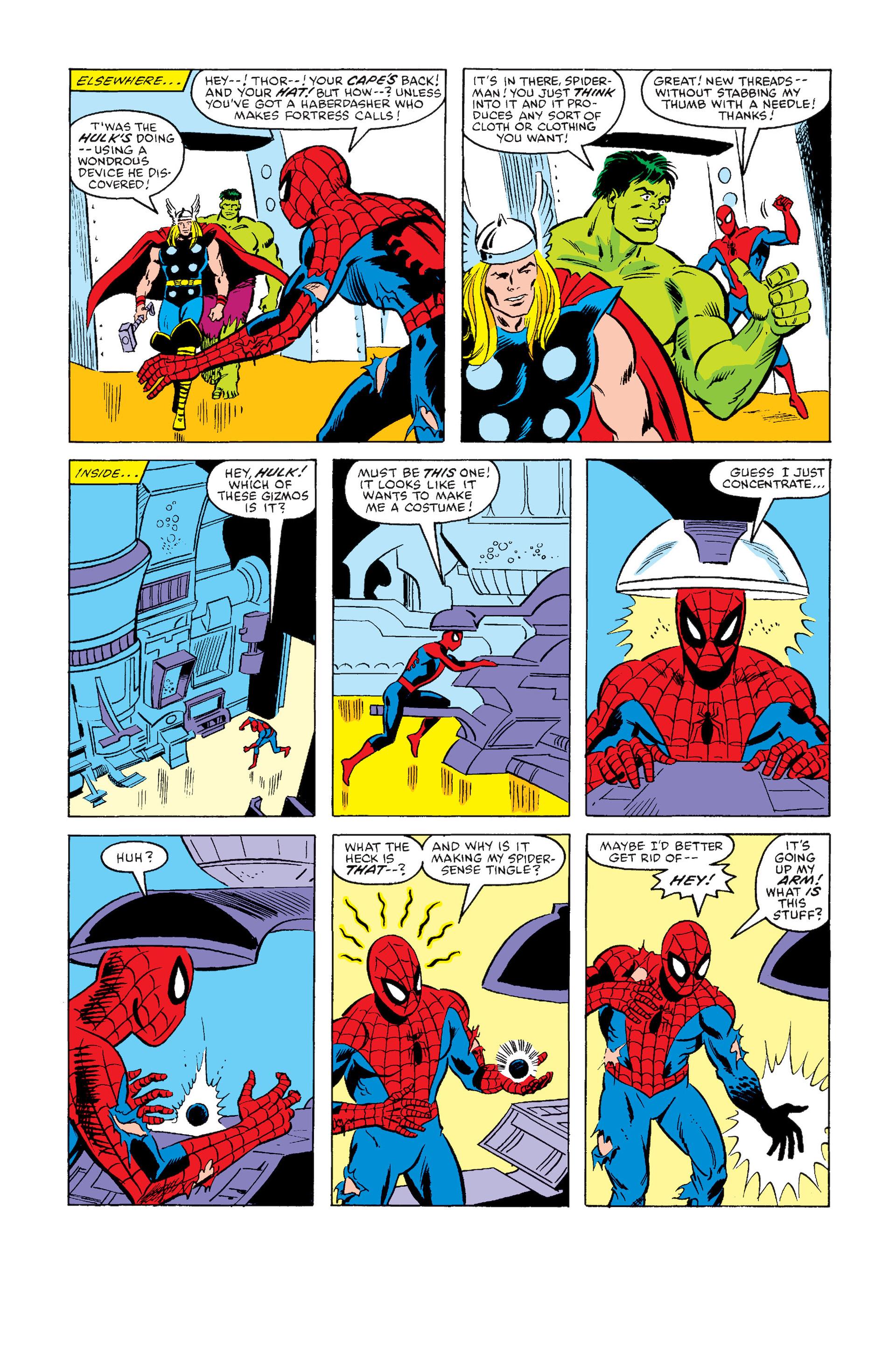 Read online Secret Wars (1985) comic -  Issue #8 - 25