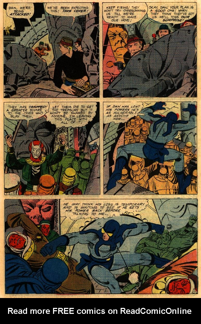 Blue Beetle (1967) issue 4 - Page 15