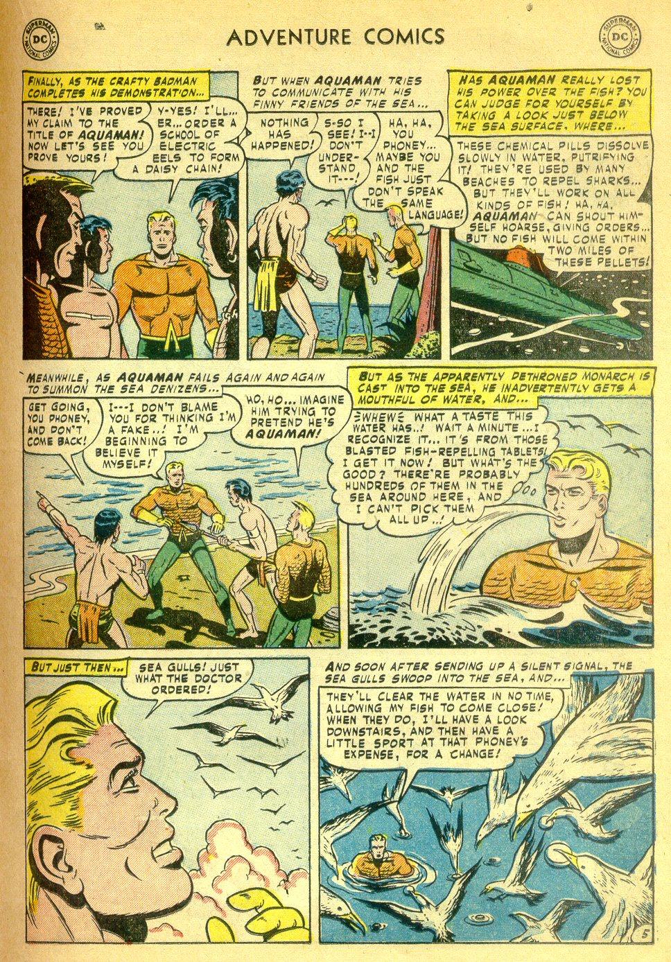 Read online Adventure Comics (1938) comic -  Issue #181 - 20