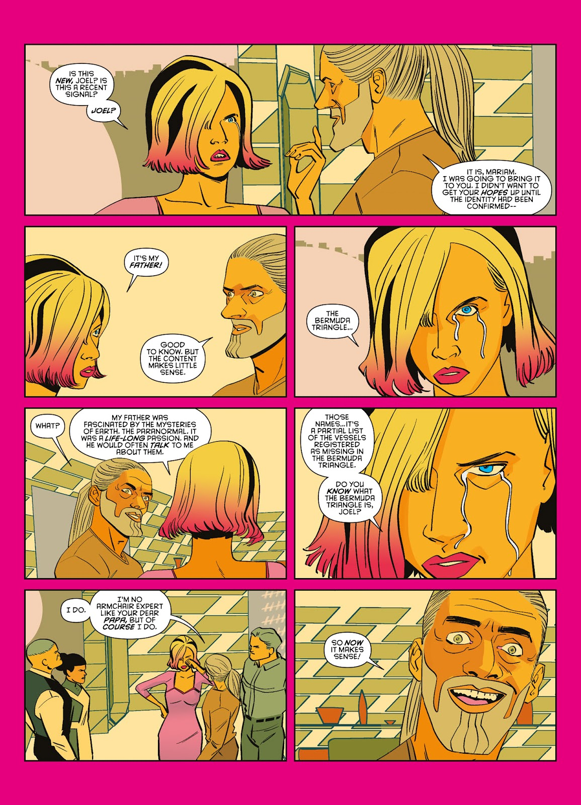 Read online Brink comic -  Issue # TPB 3 - 66