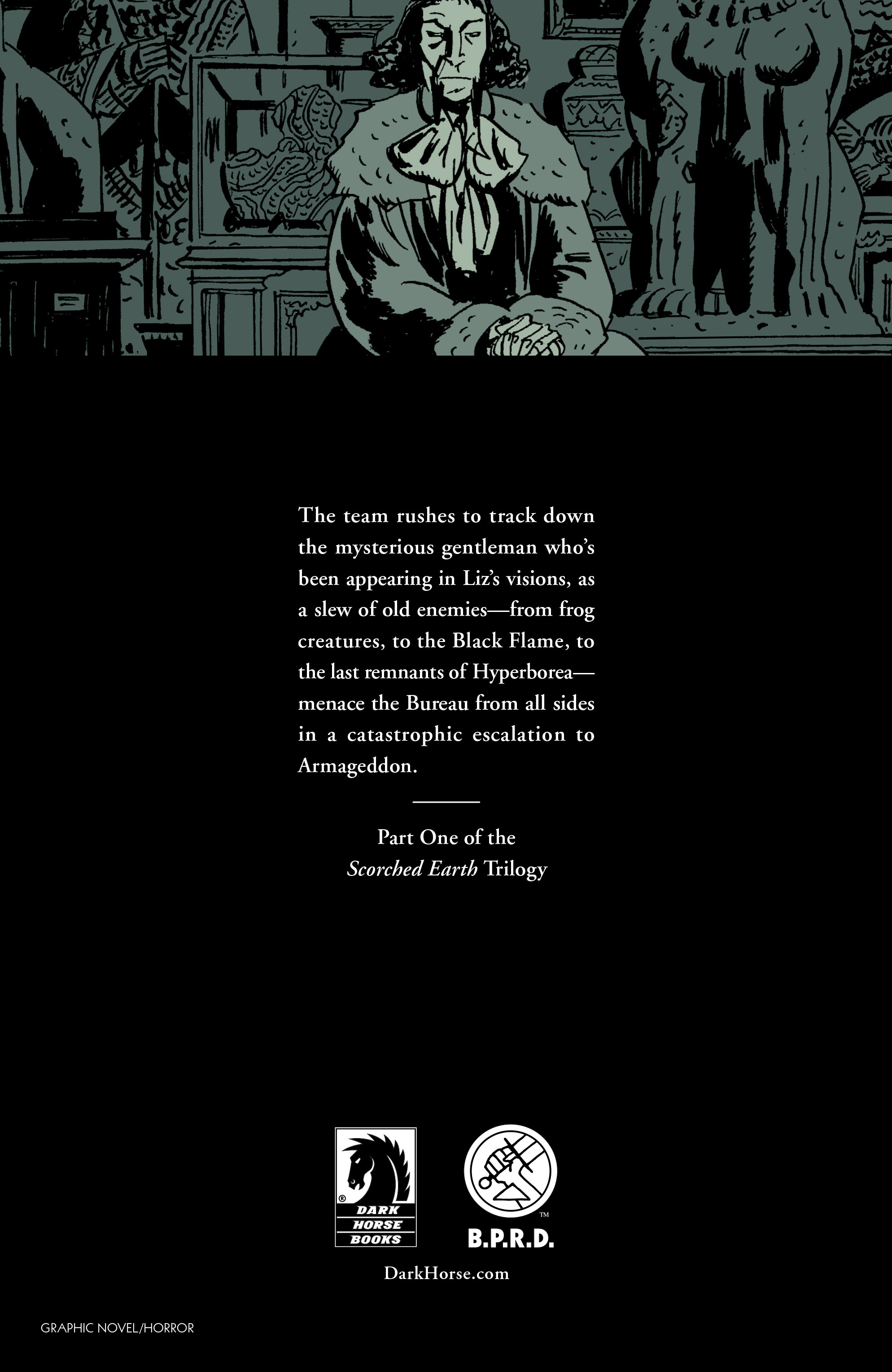 Read online B.P.R.D. (2003) comic -  Issue # TPB 10 - 145