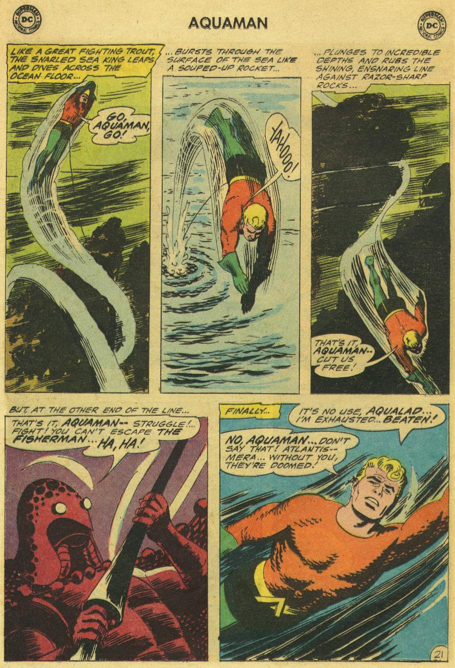 Aquaman (1962) Issue #21 #21 - English 28