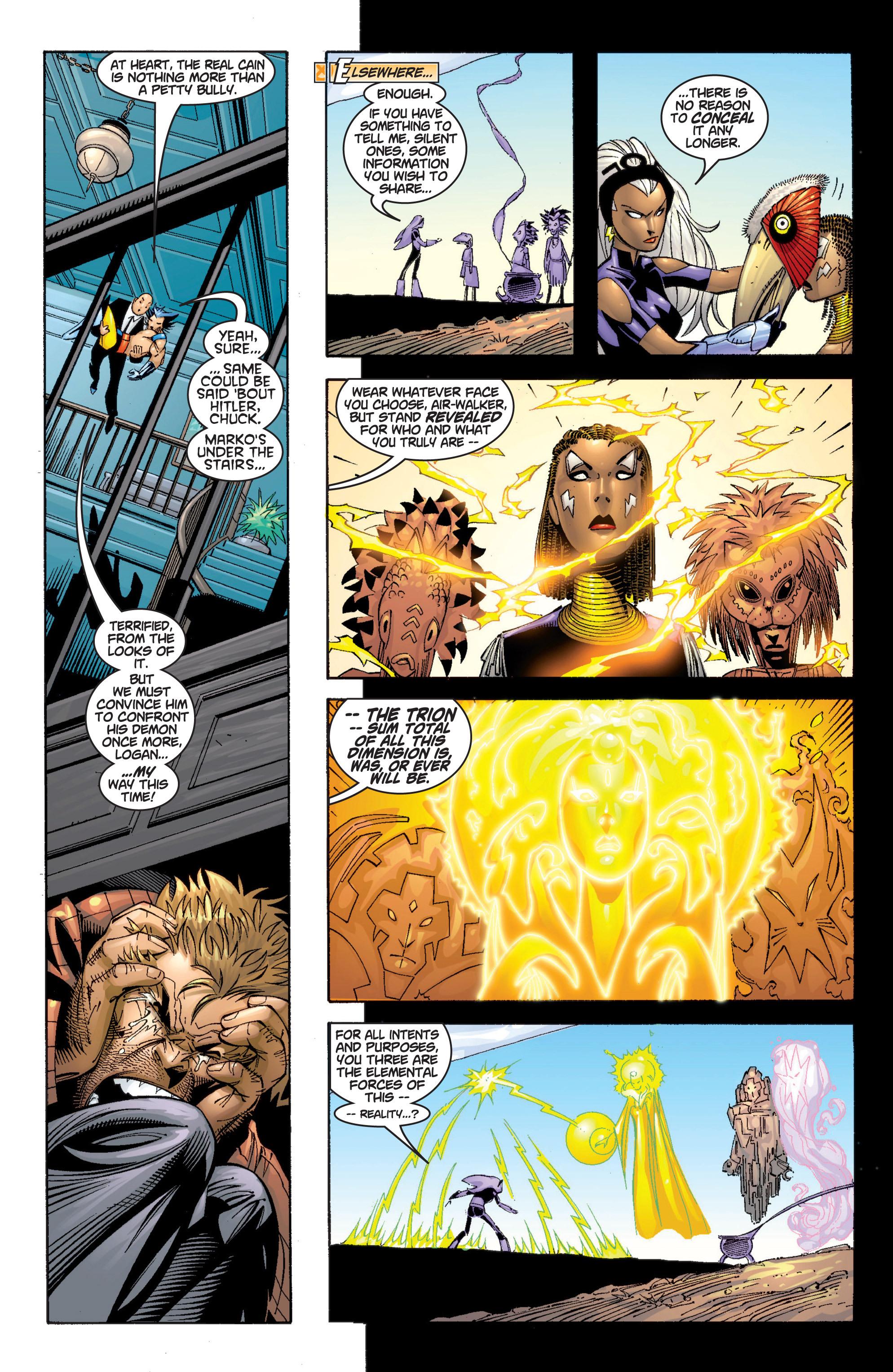 Read online Uncanny X-Men (1963) comic -  Issue #369 - 10