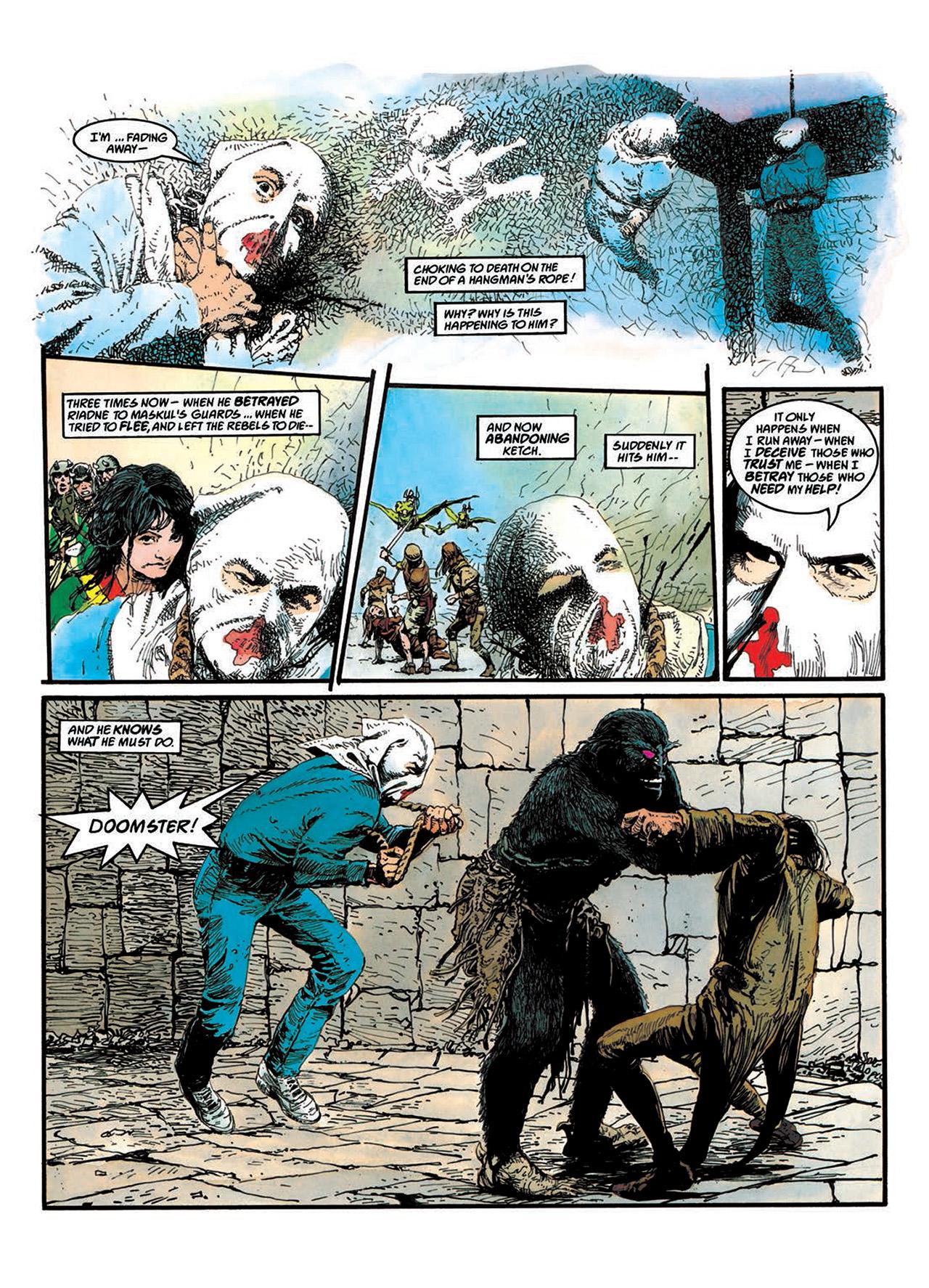 Read online Mazeworld comic -  Issue # TPB - 56