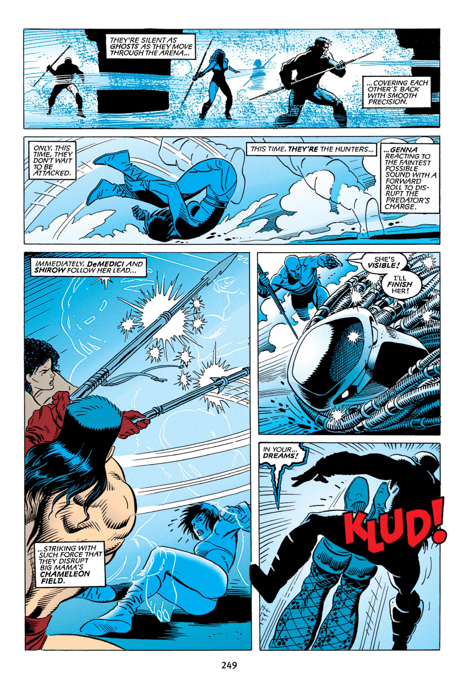 Read online Aliens vs. Predator Omnibus comic -  Issue # _TPB 2 Part 3 - 25