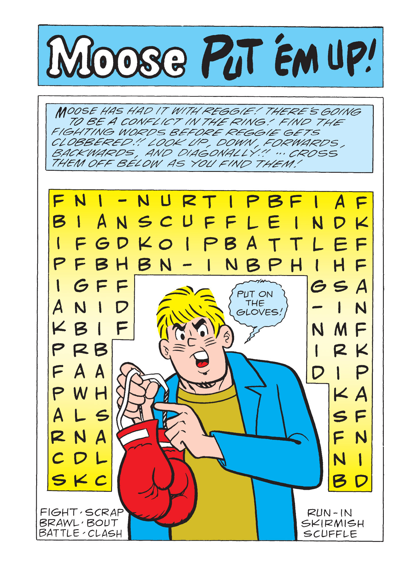Read online Archie's Funhouse Double Digest comic -  Issue #3 - 61