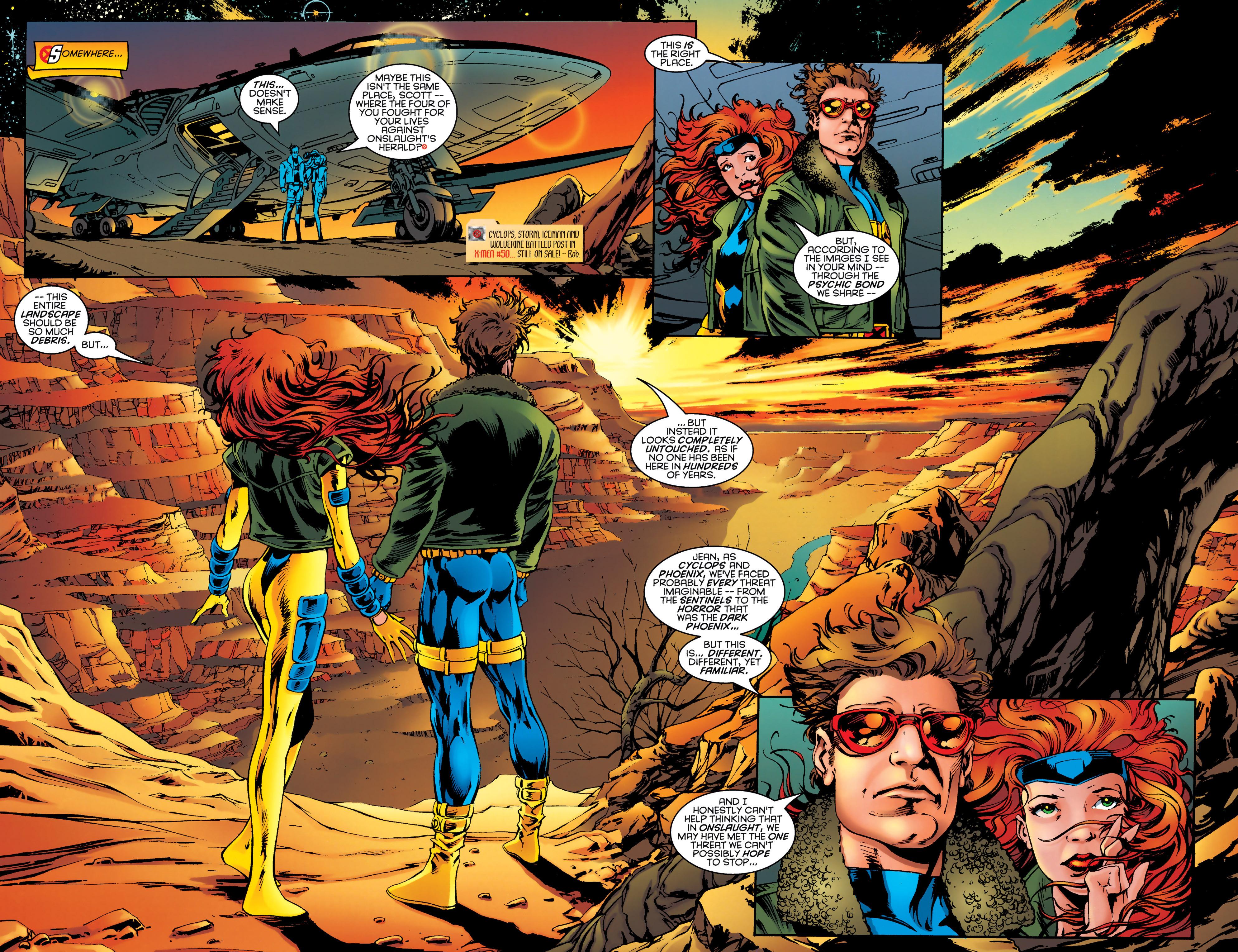 Read online Uncanny X-Men (1963) comic -  Issue #331 - 12