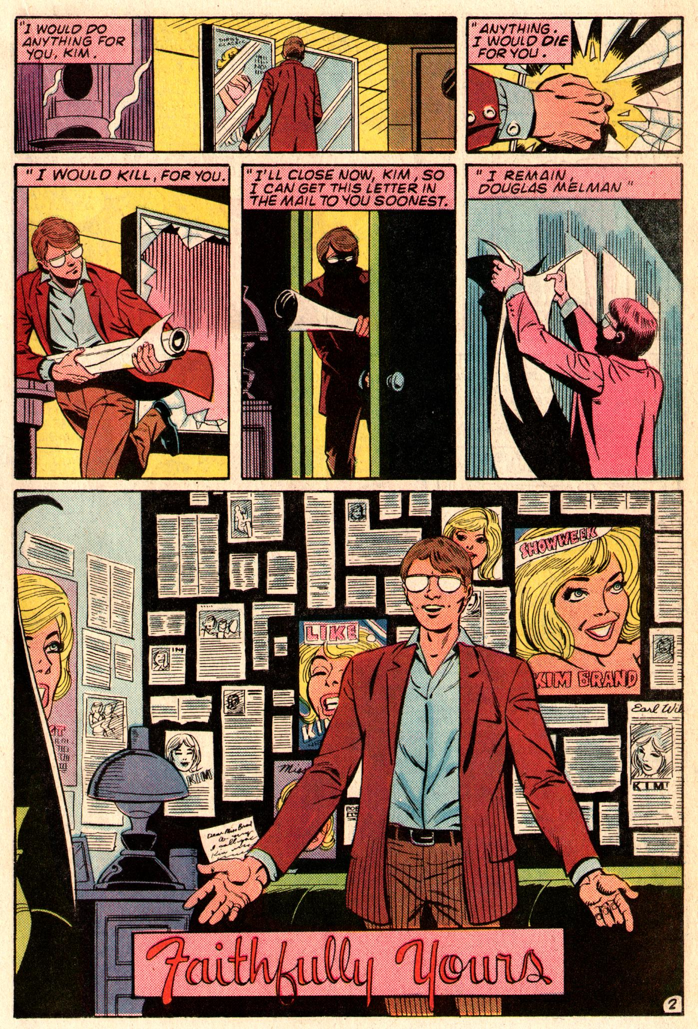 Read online The Fly (1983) comic -  Issue #3 - 22