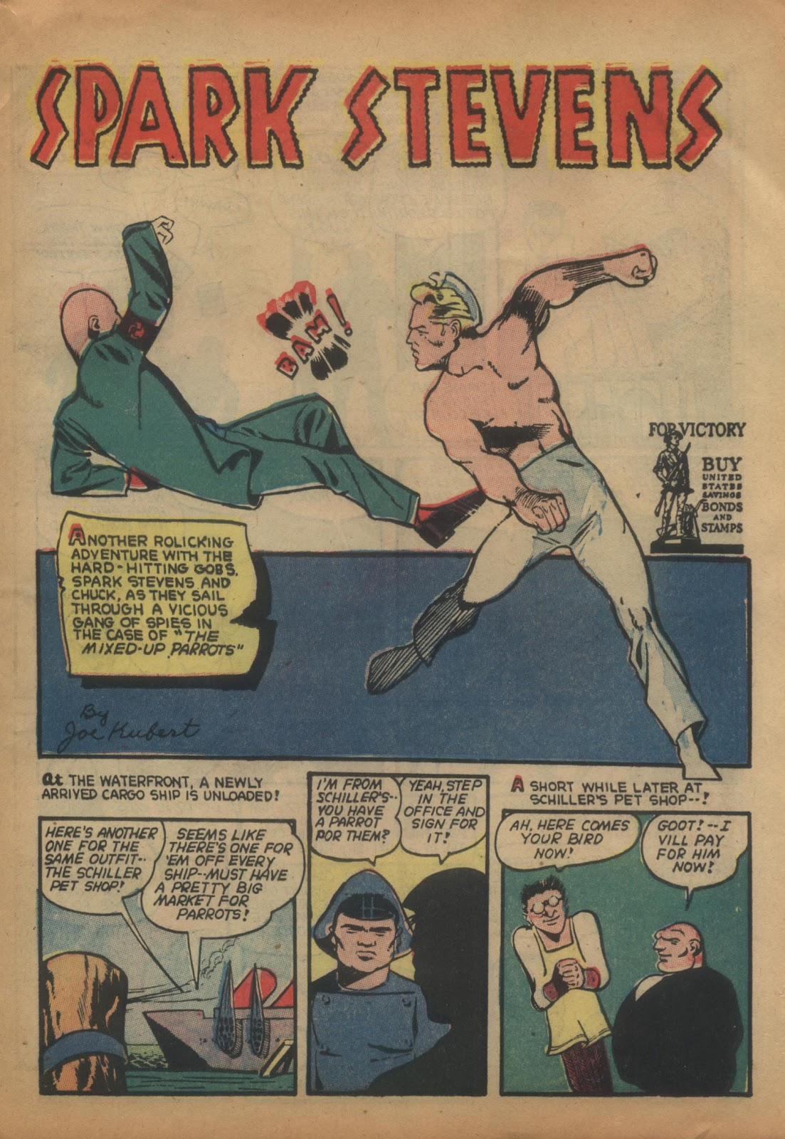 The Blue Beetle issue 15 - Page 47