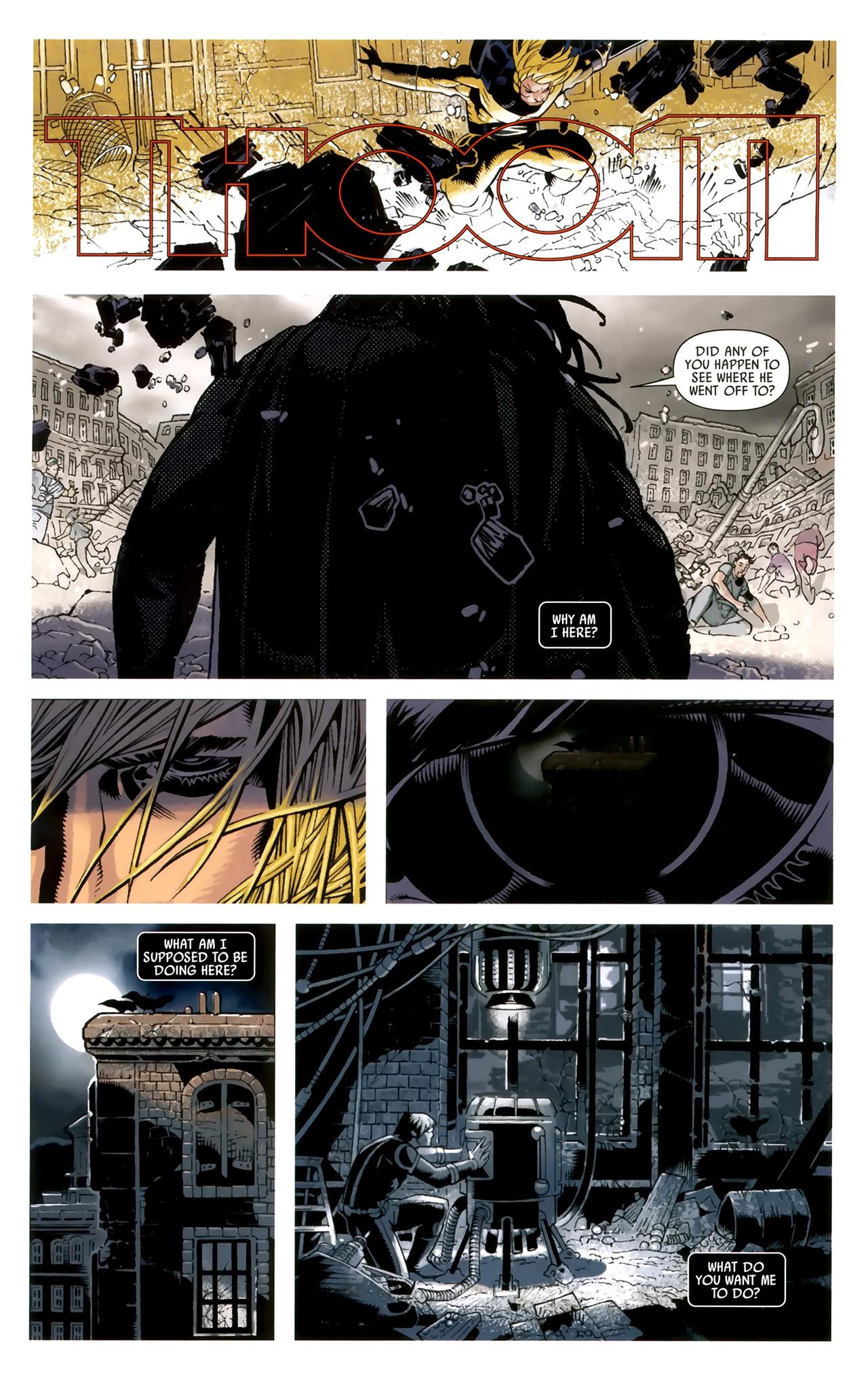 Read online Dark Avengers (2009) comic -  Issue # _Annual 1 - 19