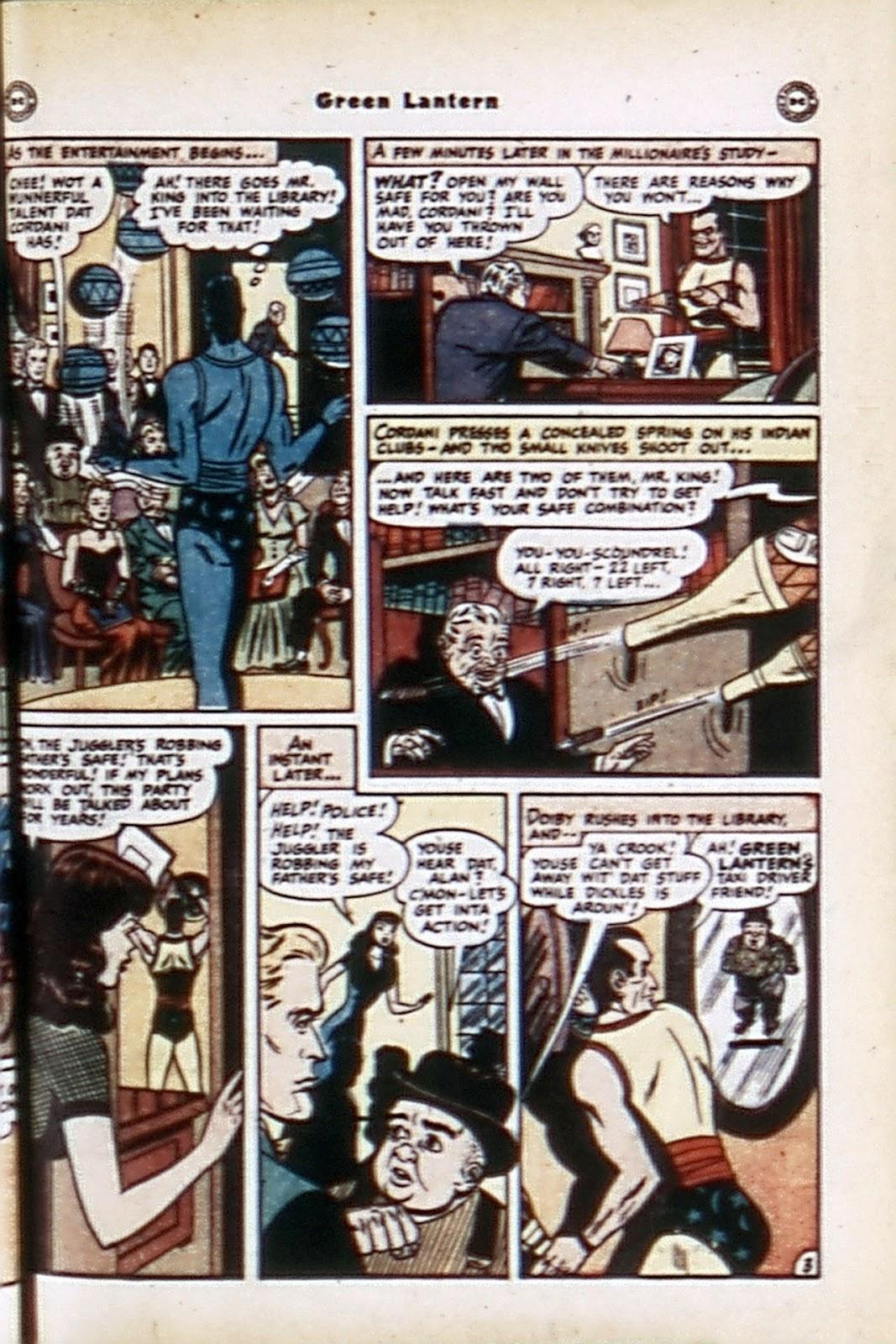 Green Lantern (1941) Issue #32 #32 - English 5