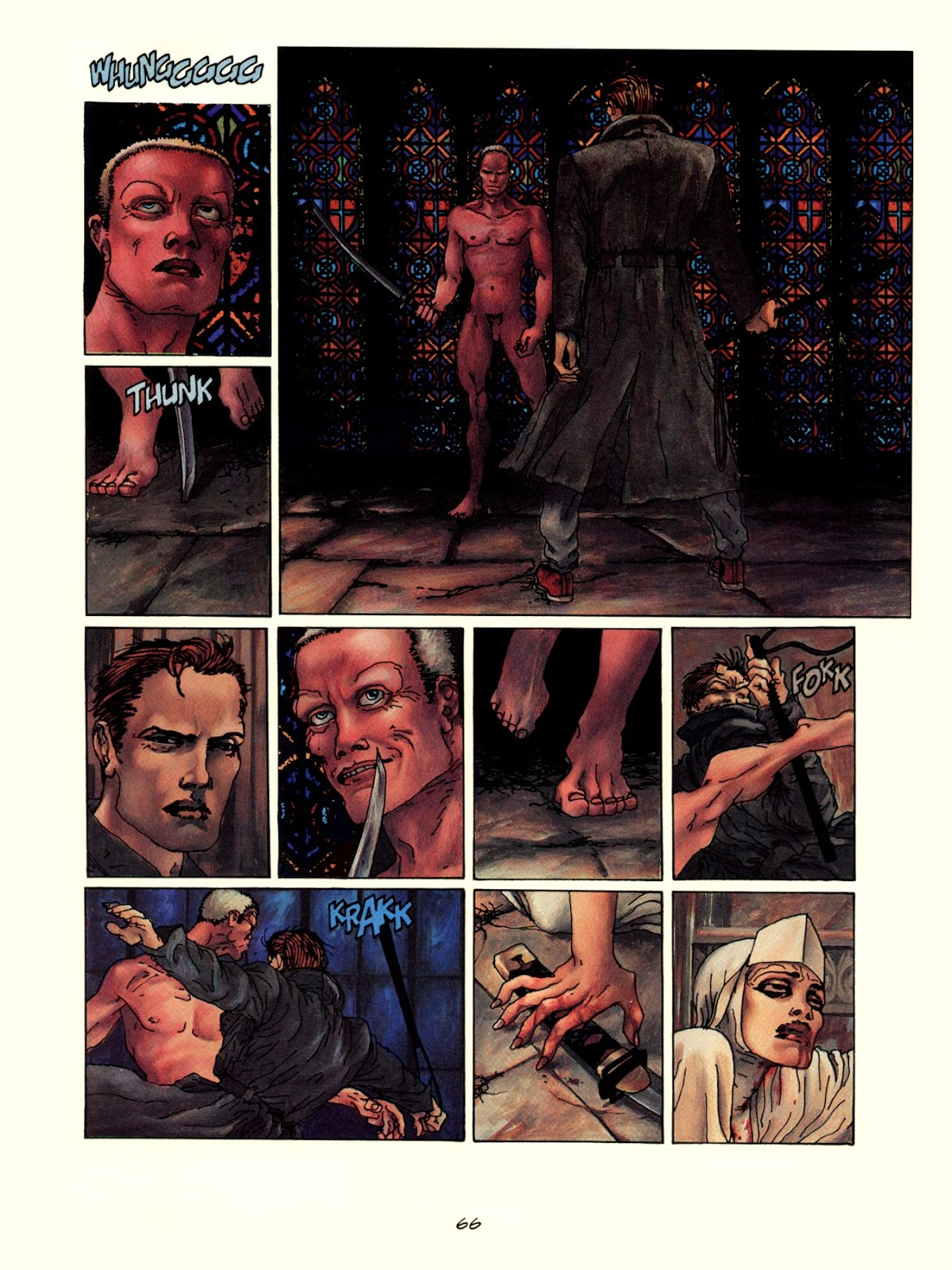 Elektra Lives Again issue Full - Page 73