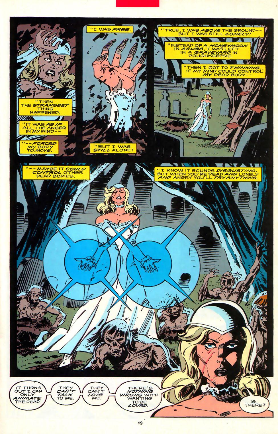 Read online Alpha Flight (1983) comic -  Issue #107 - 15