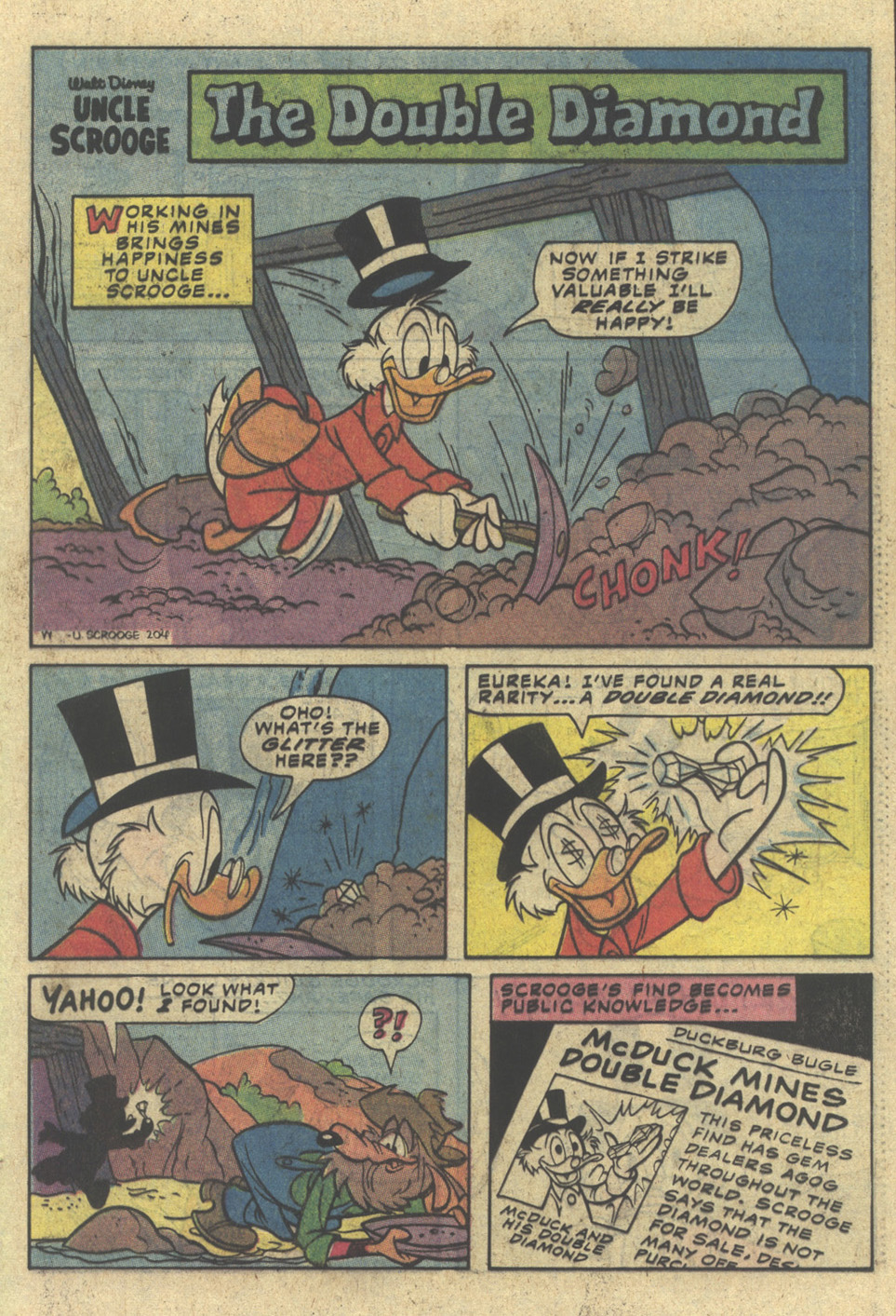 Read online Uncle Scrooge (1953) comic -  Issue #204 - 21