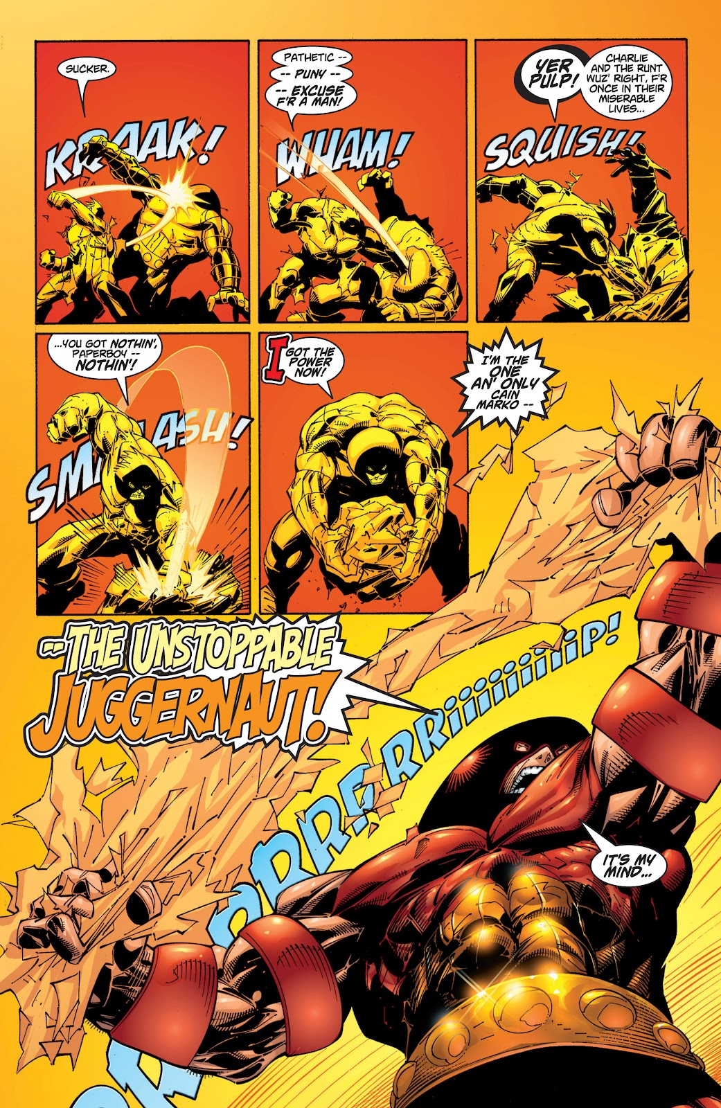 Uncanny X-Men (1963) issue 369 - Page 15