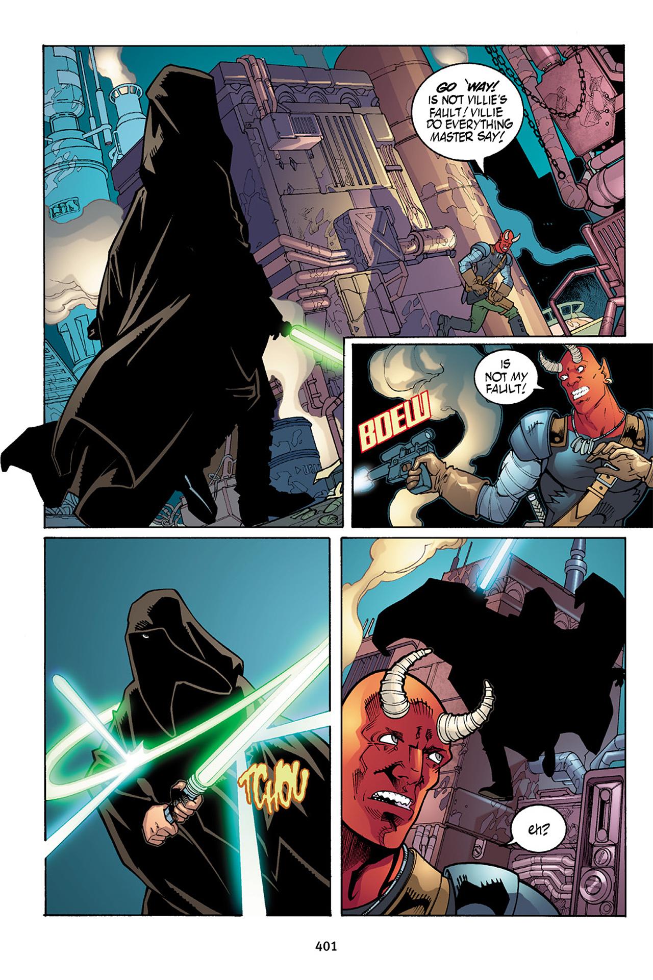 Read online Star Wars Omnibus comic -  Issue # Vol. 15.5 - 119