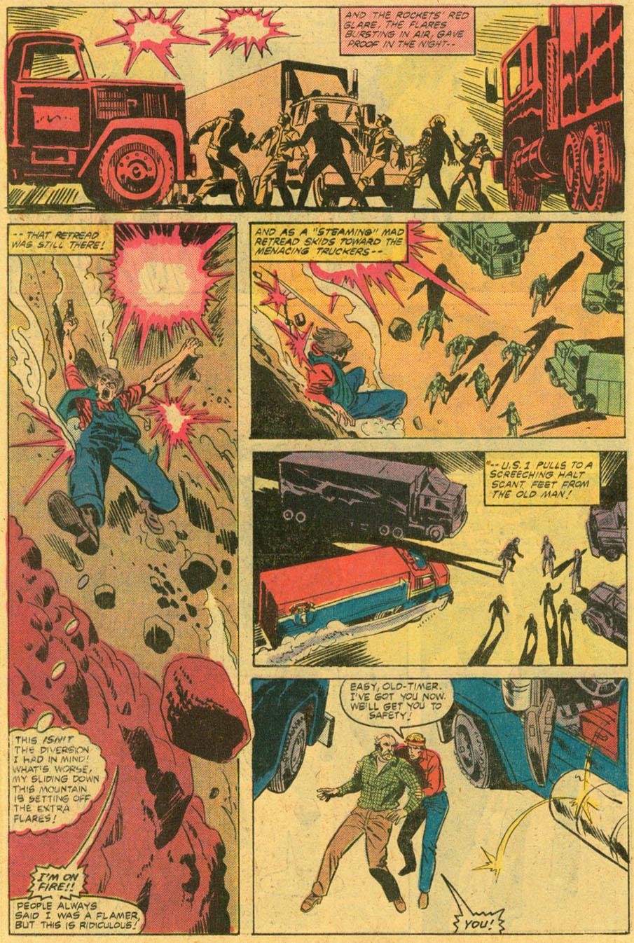 Read online U.S. 1 comic -  Issue #3 - 19